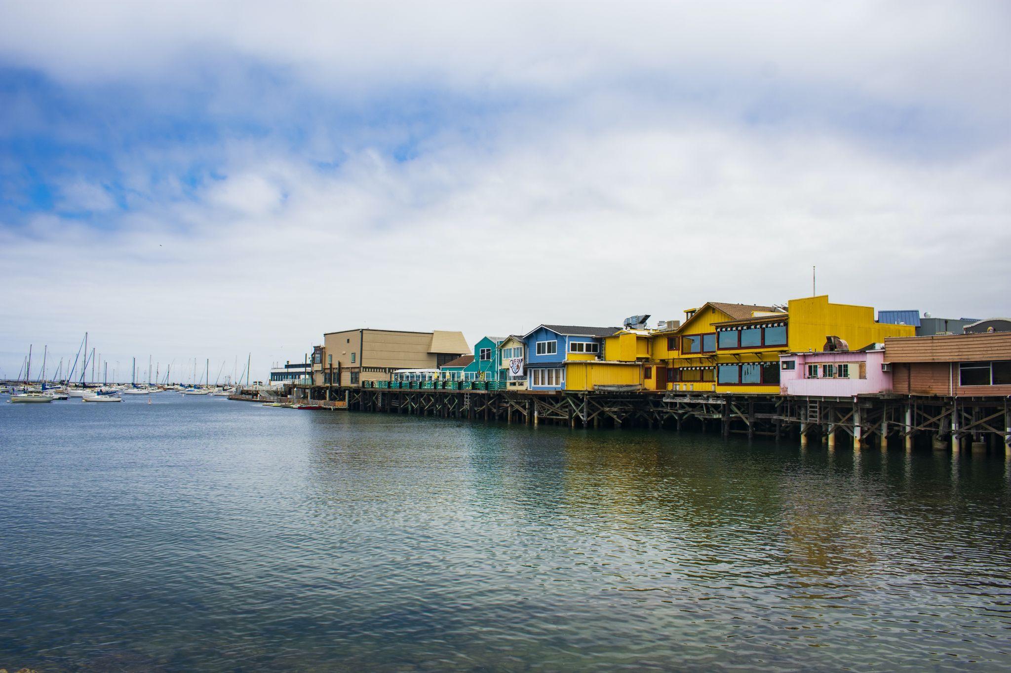 Fisherman's Wharf, USA