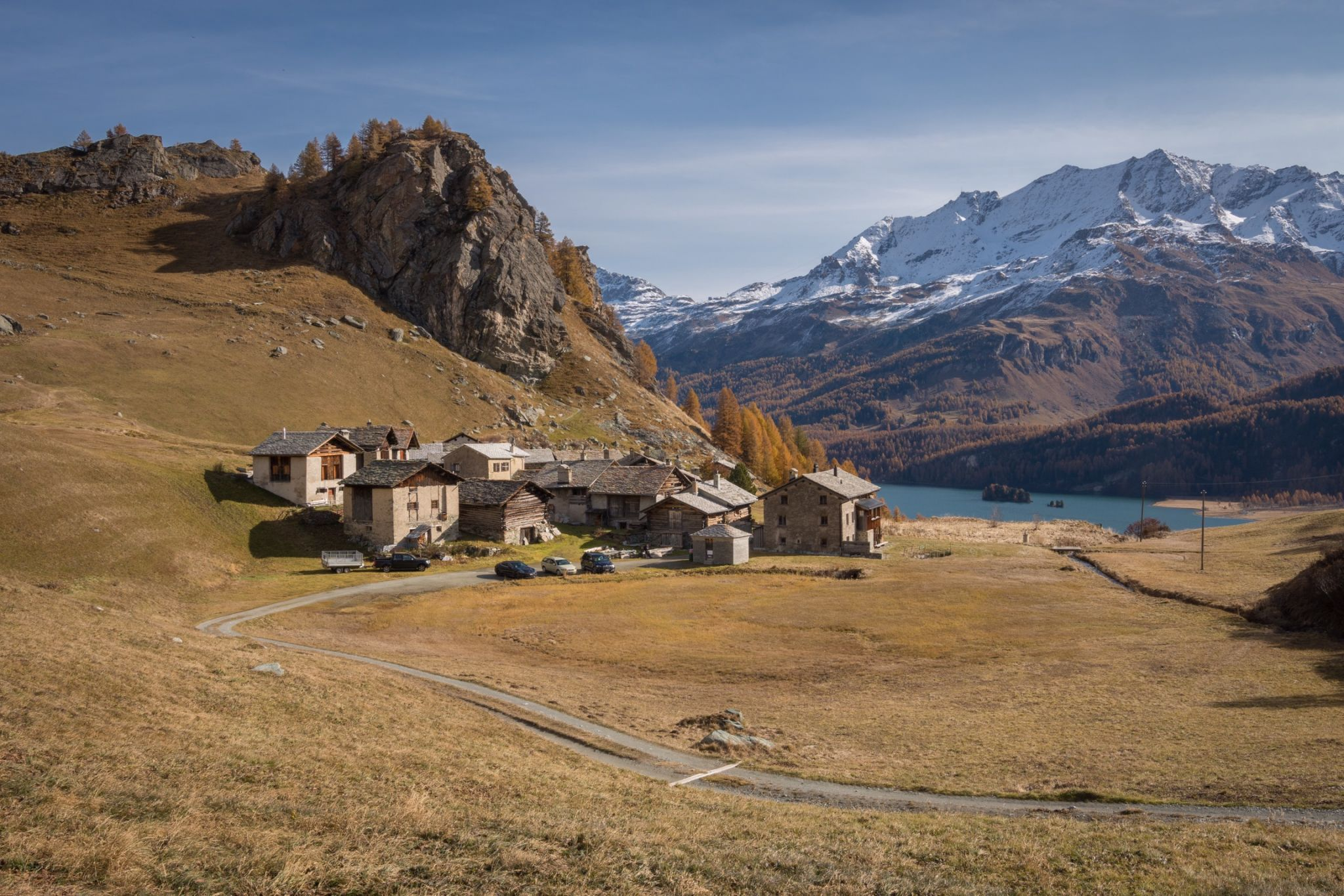 Grevasalvas, Switzerland