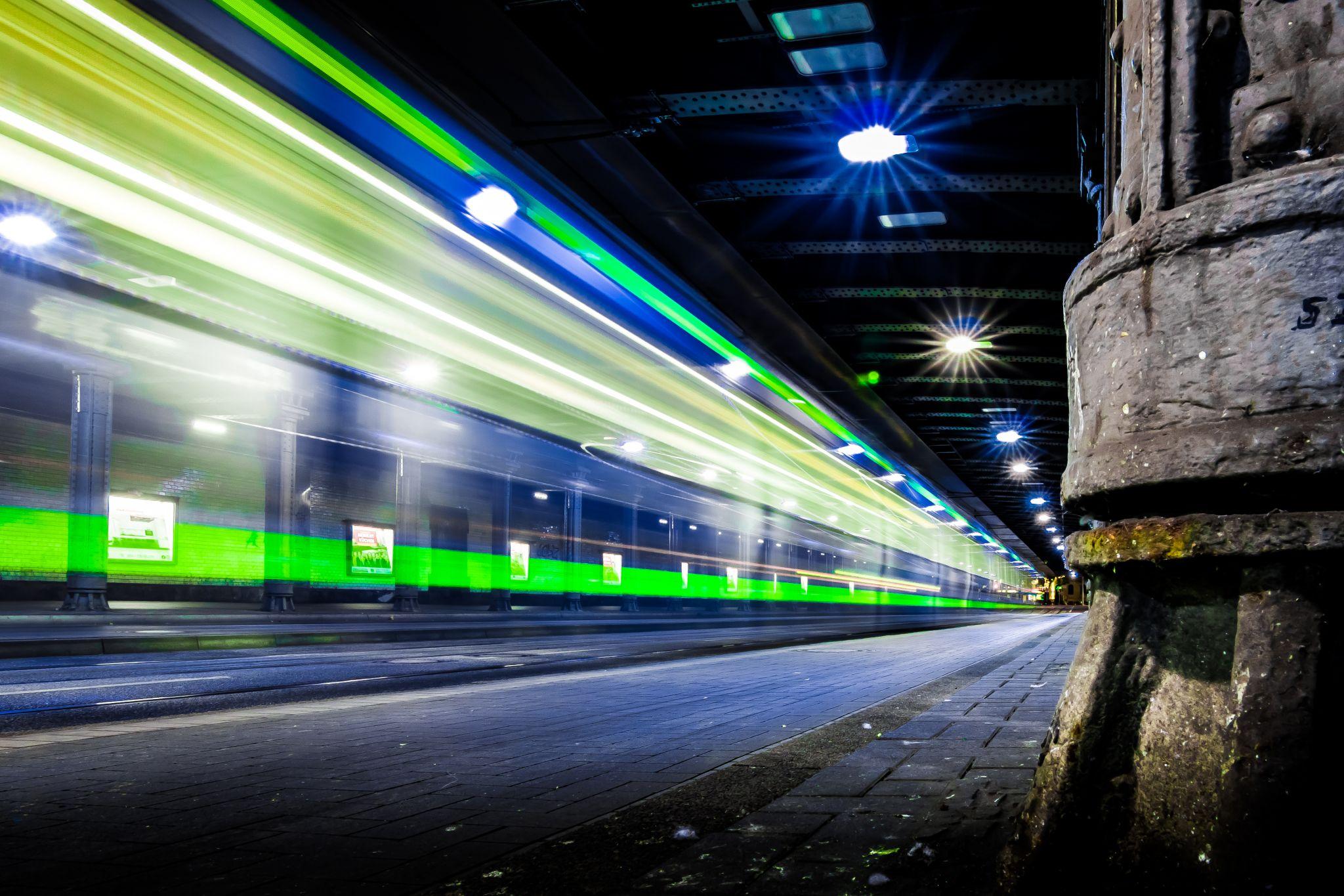 Hannover Hauptbahnhof, Germany