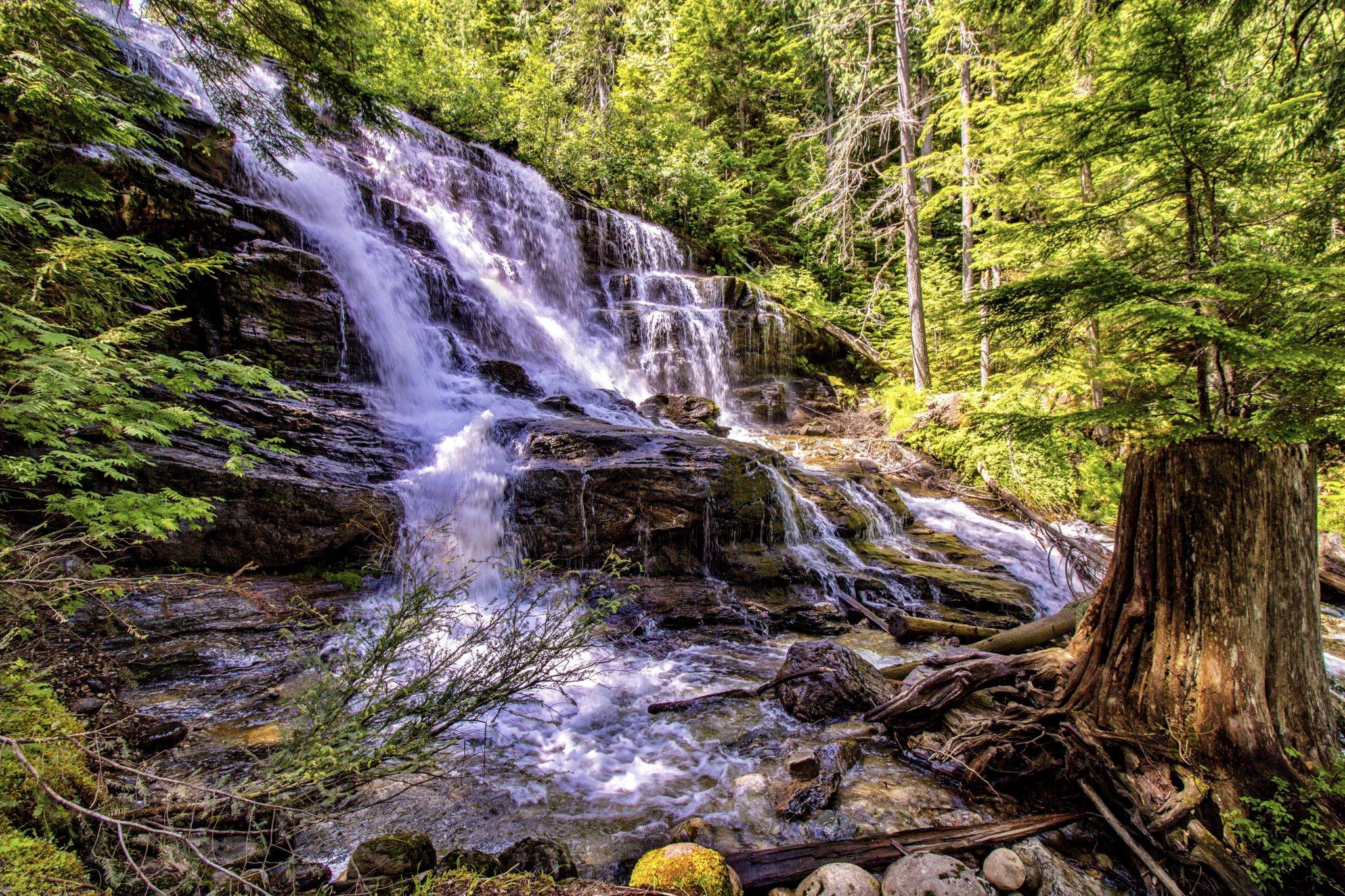 Moses Falls, Canada