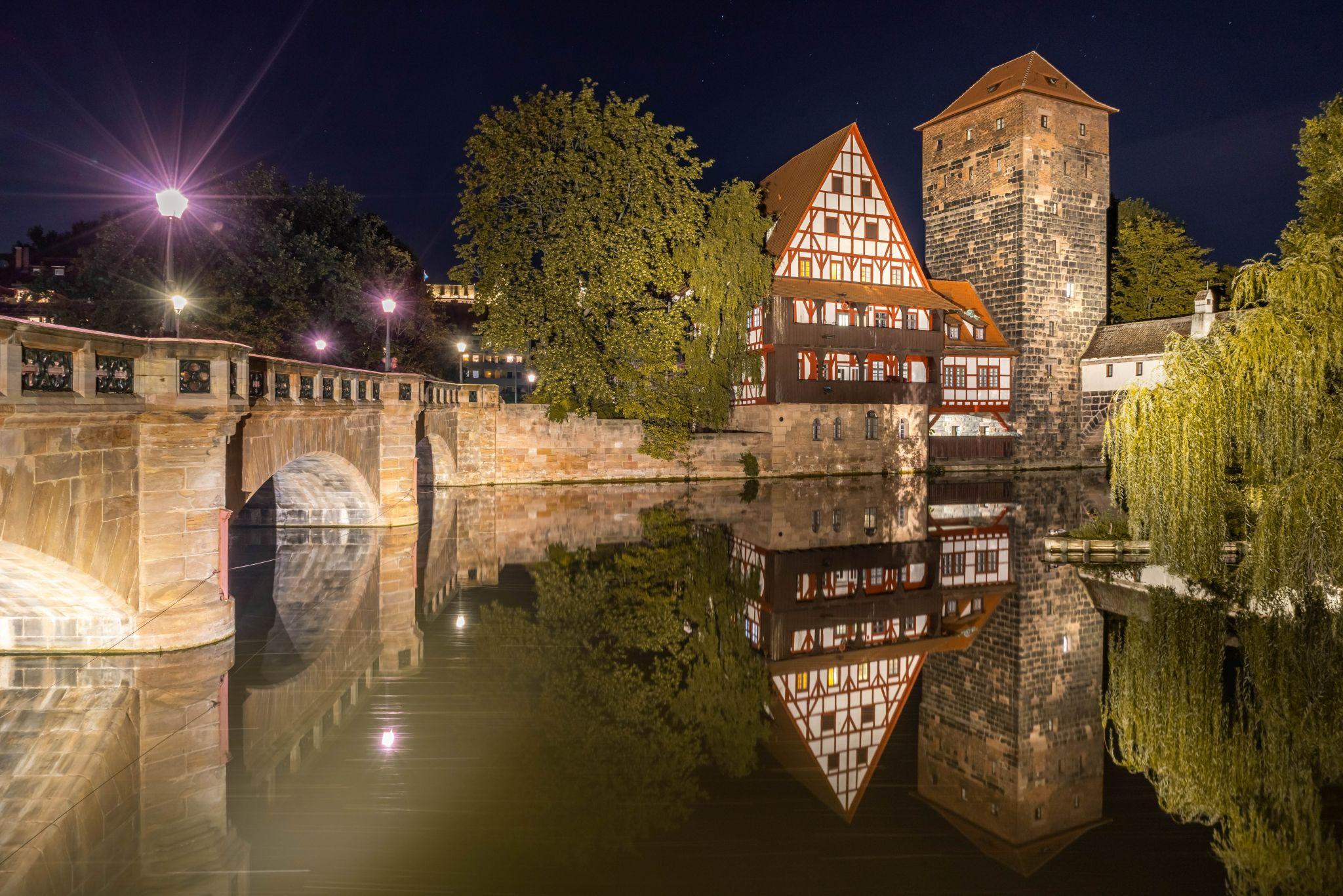 Nuremberg Old Town, Germany