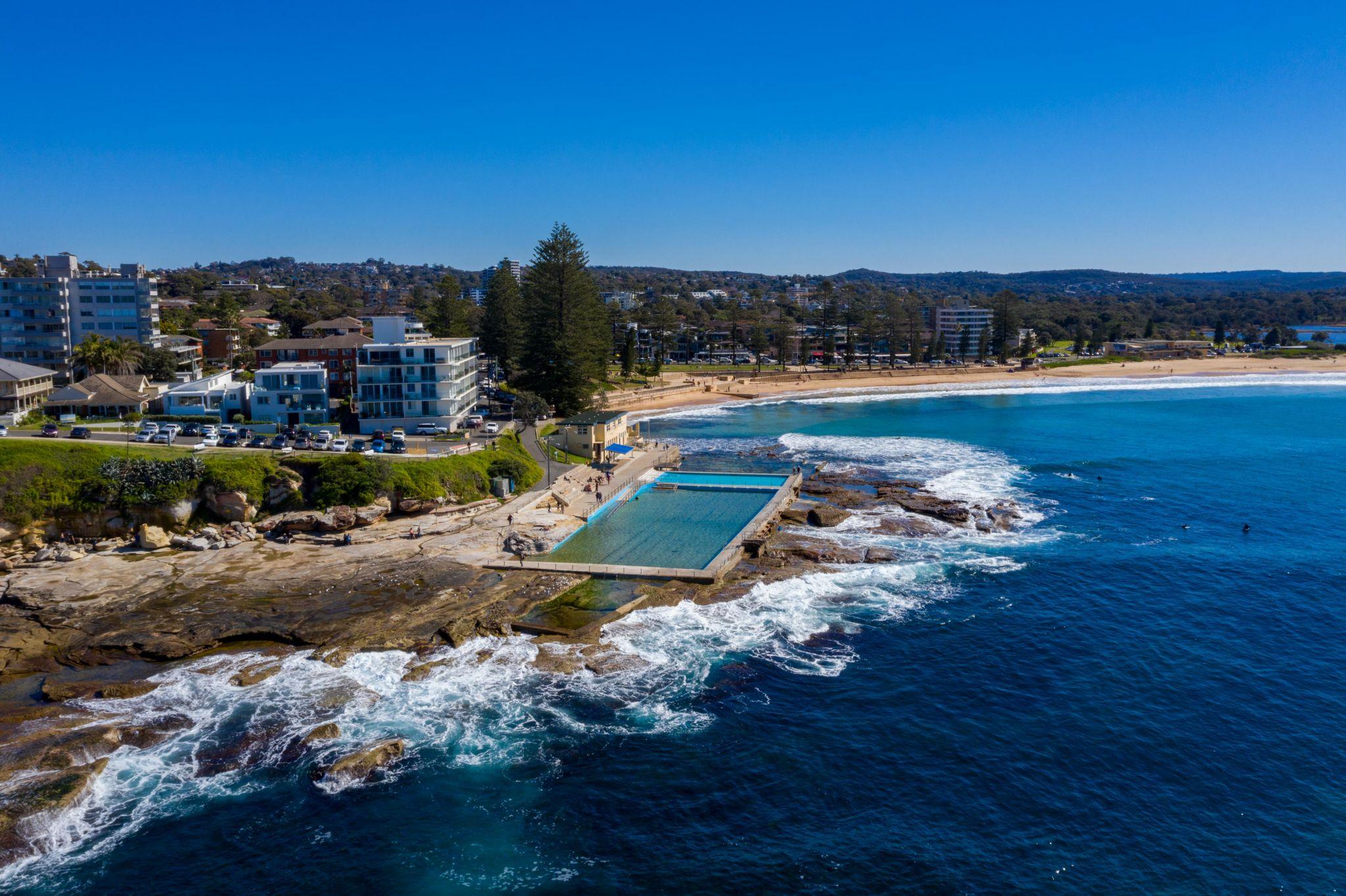 Ocean Pool Dee Why Northern Beaches Sydney NSW, Australia