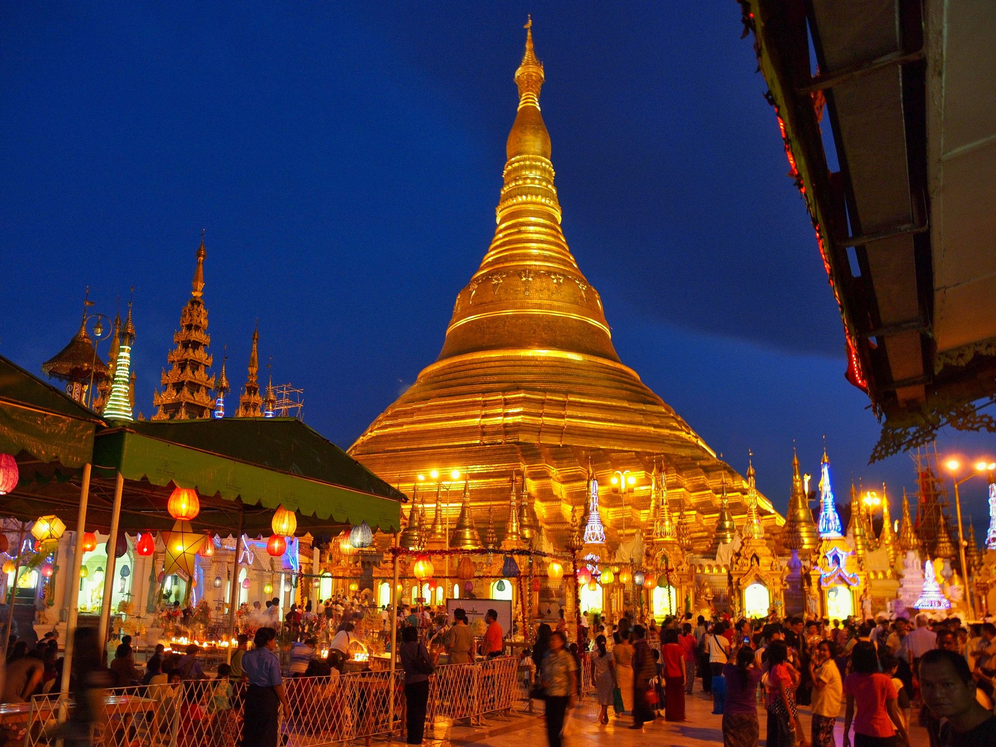 Pagoda in Myanmar, Myanmar