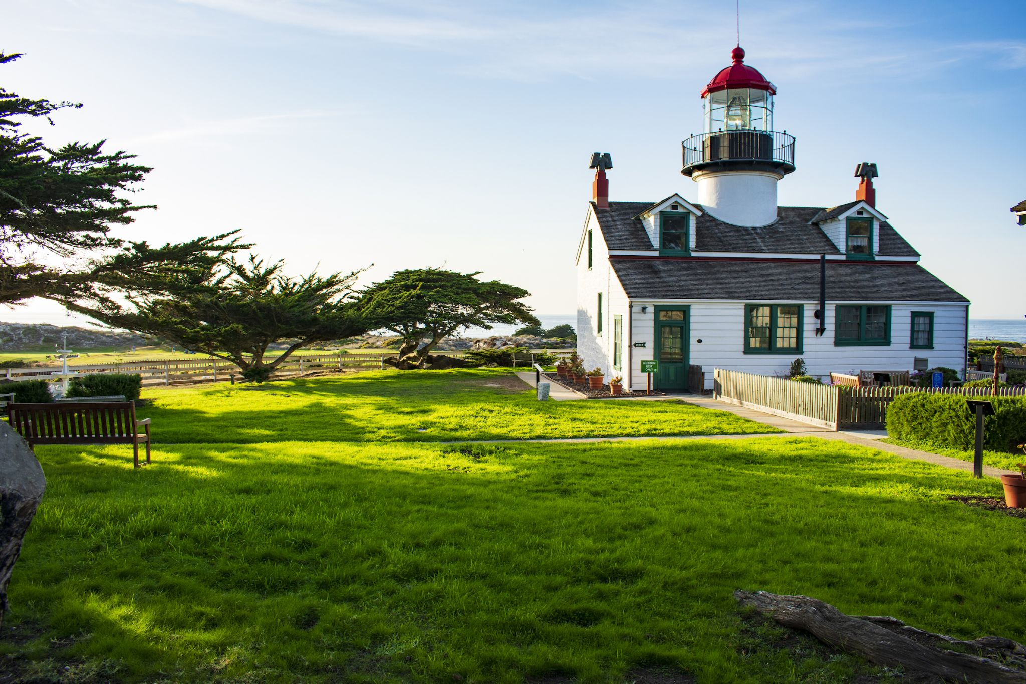 Pt. Pinos Lighthouse, USA