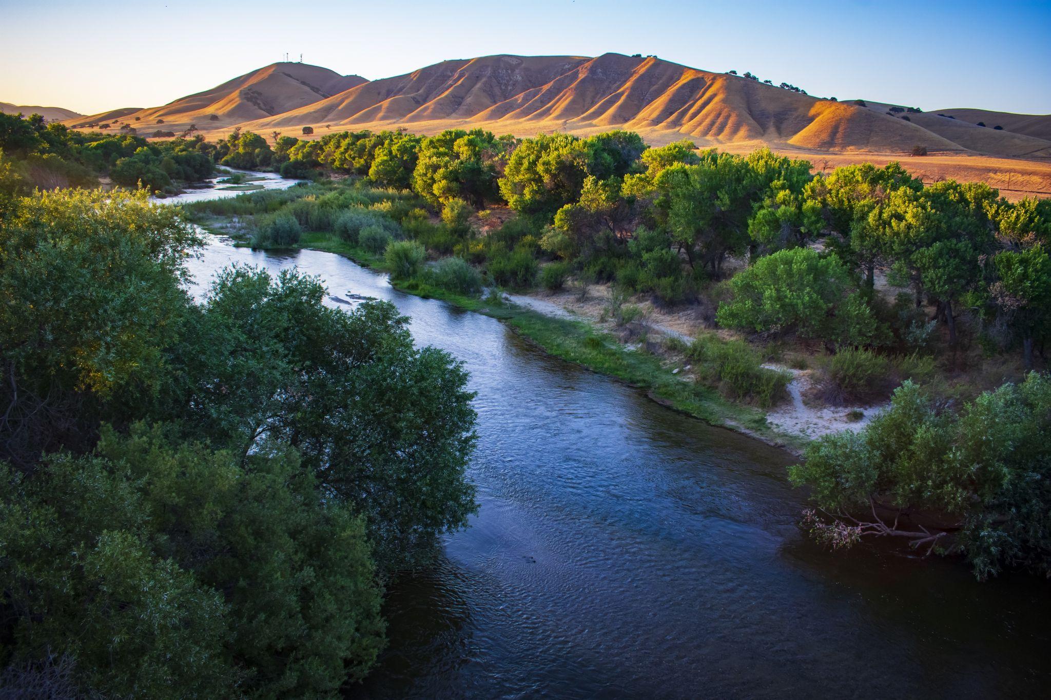 Salinas River, USA