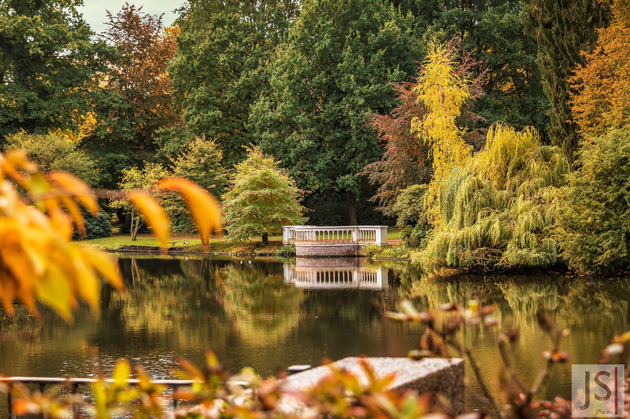 Schlossgarten Oldenburg, Germany