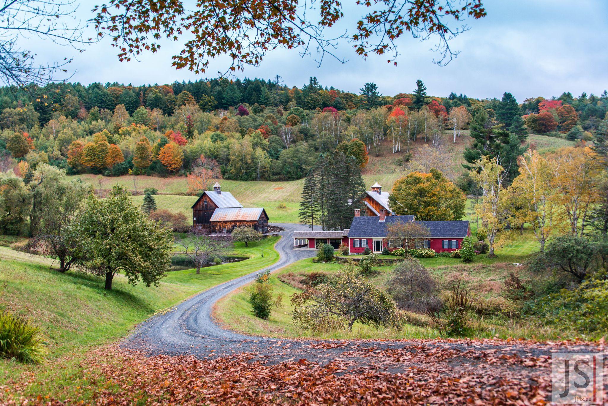 Sleepy Hollow Farm, USA
