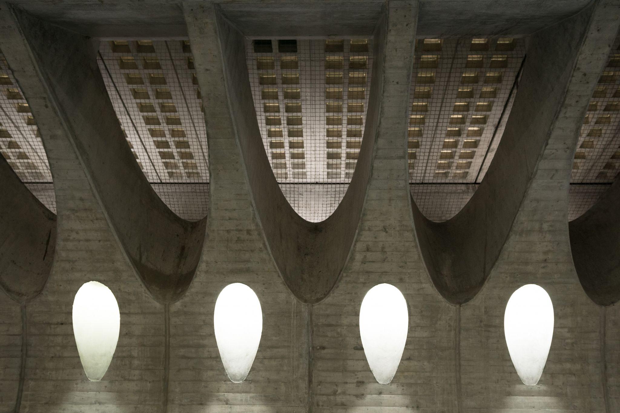 Stadelhofen train station, Switzerland