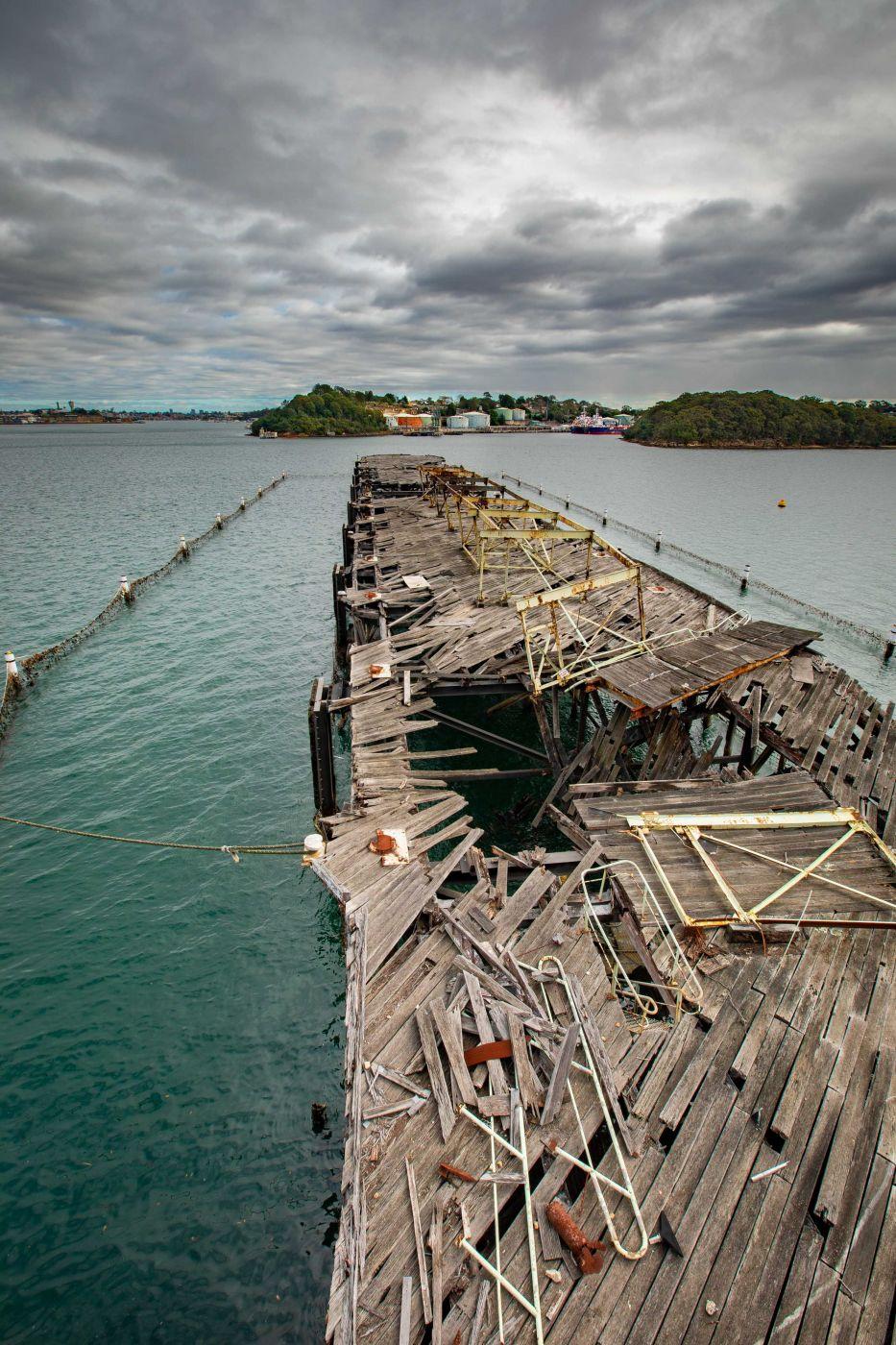 The Coal Loader Wharf Waverton Sydney NSW, Australia