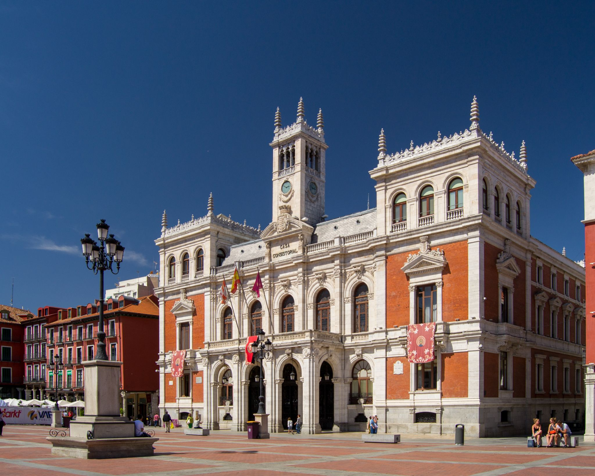 Valladolid City Hall, Spain