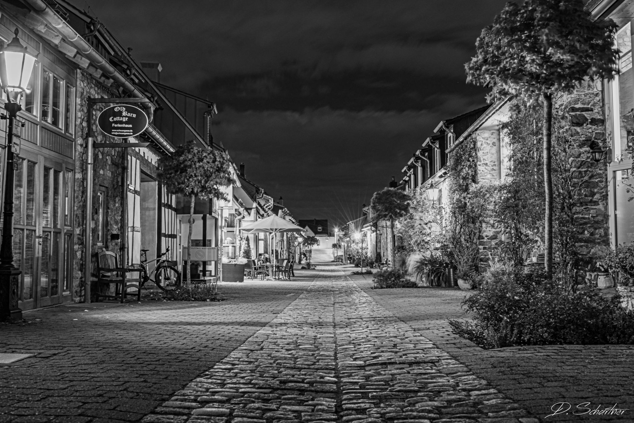 Alley, Germany