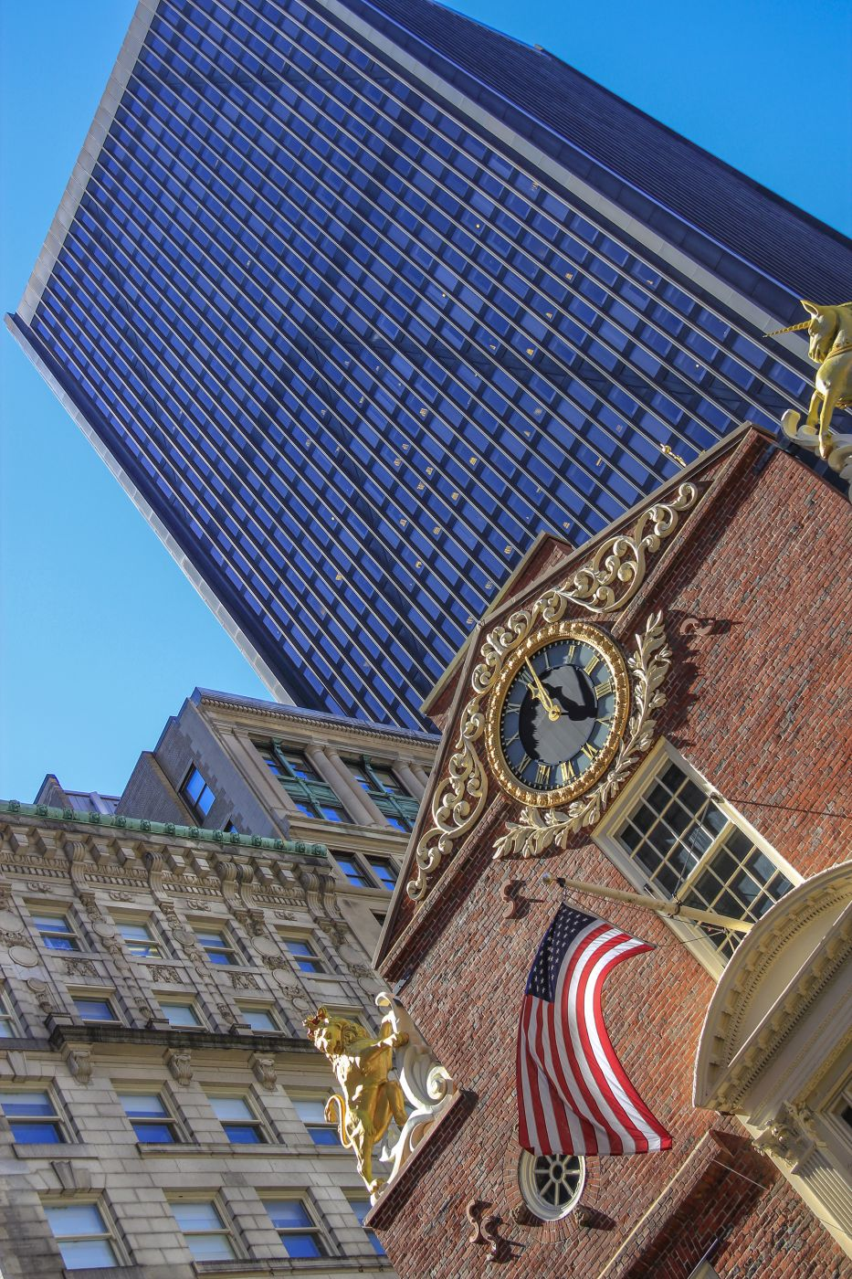 Boston Old State House, USA
