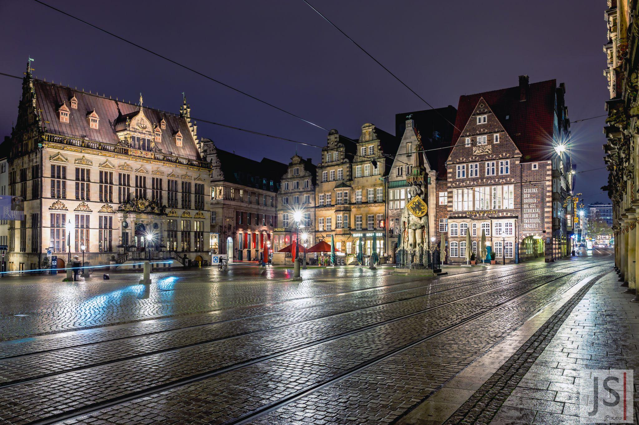Bremer Marktplatz, Germany