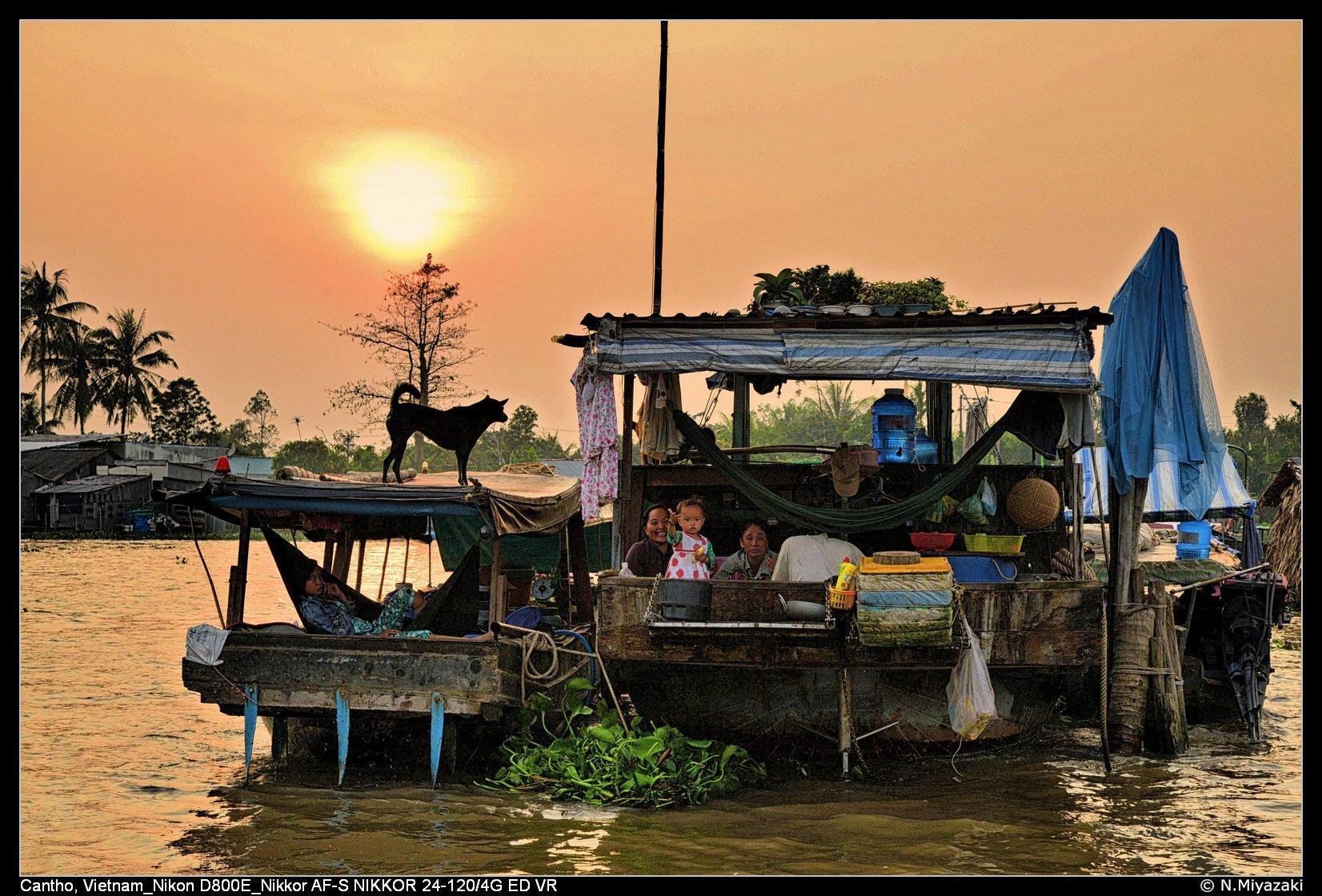Cái Răng, Vietnam