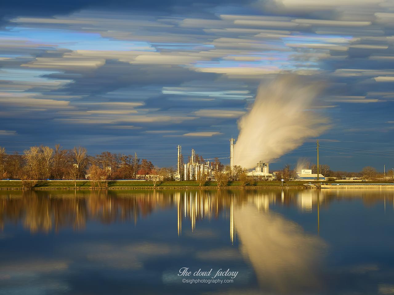 Cloud Factory, Austria