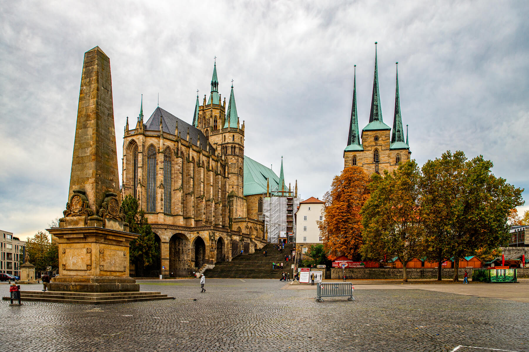 Erfurt Dom, Germany