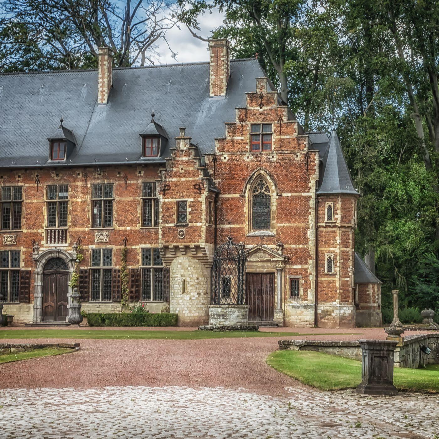 Groot-Bijgaarden Castle, Belgium