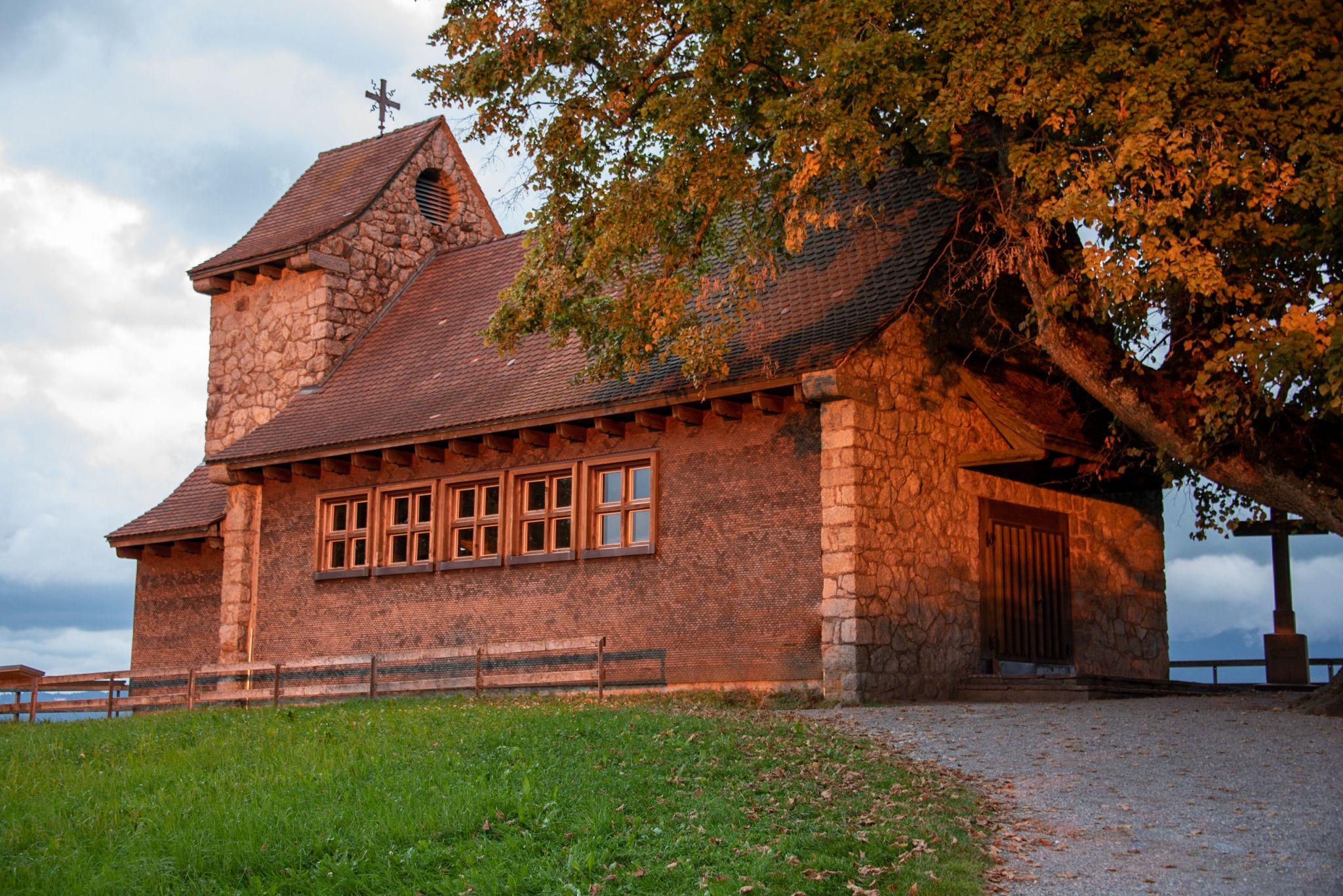 Kapelle Michaelskreuz, Switzerland