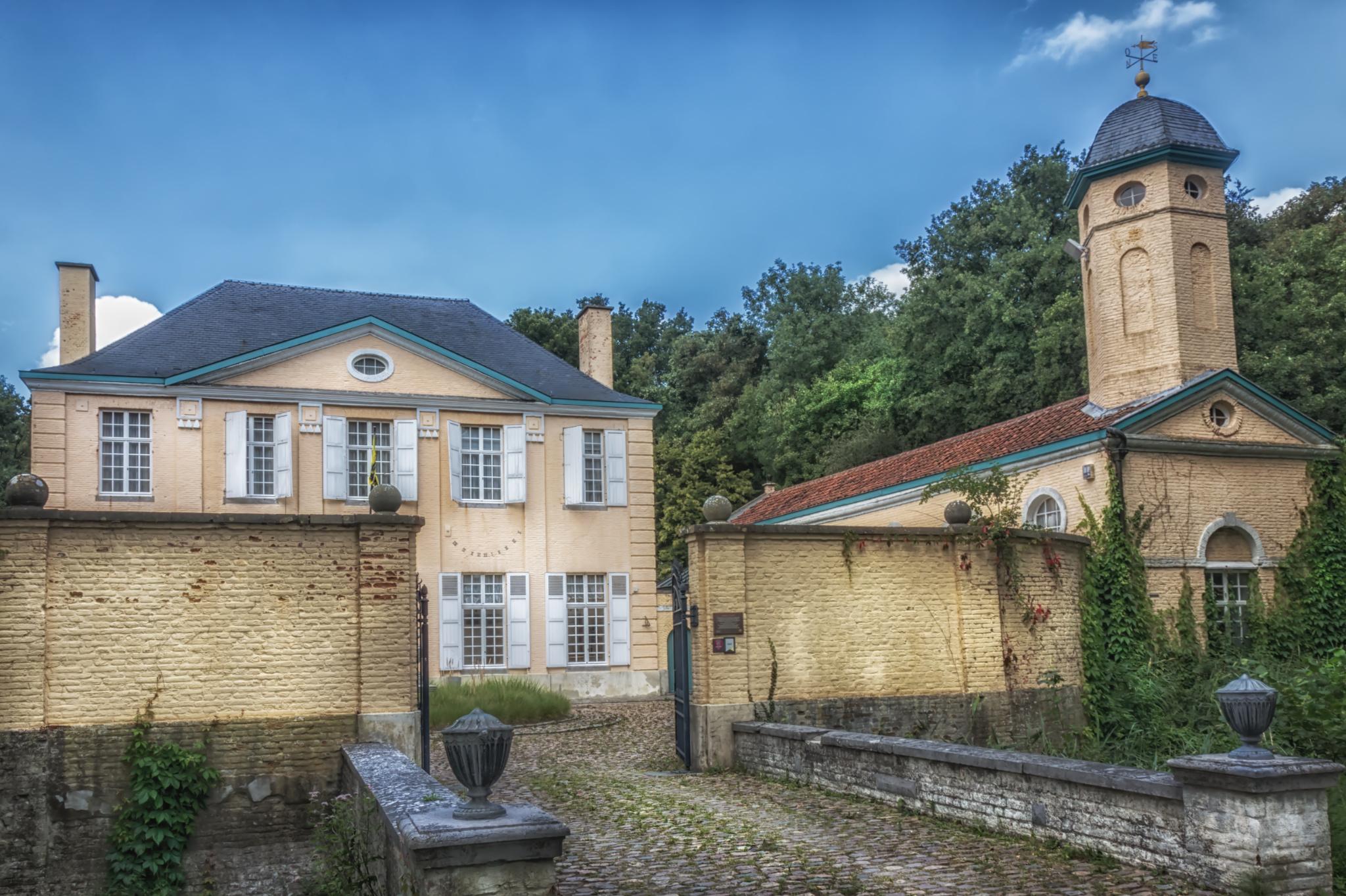 La Motte Castle, Belgium