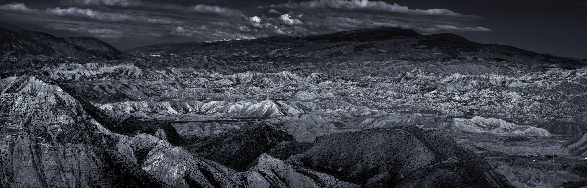 Mirador Desierto de Tabernas, Spain