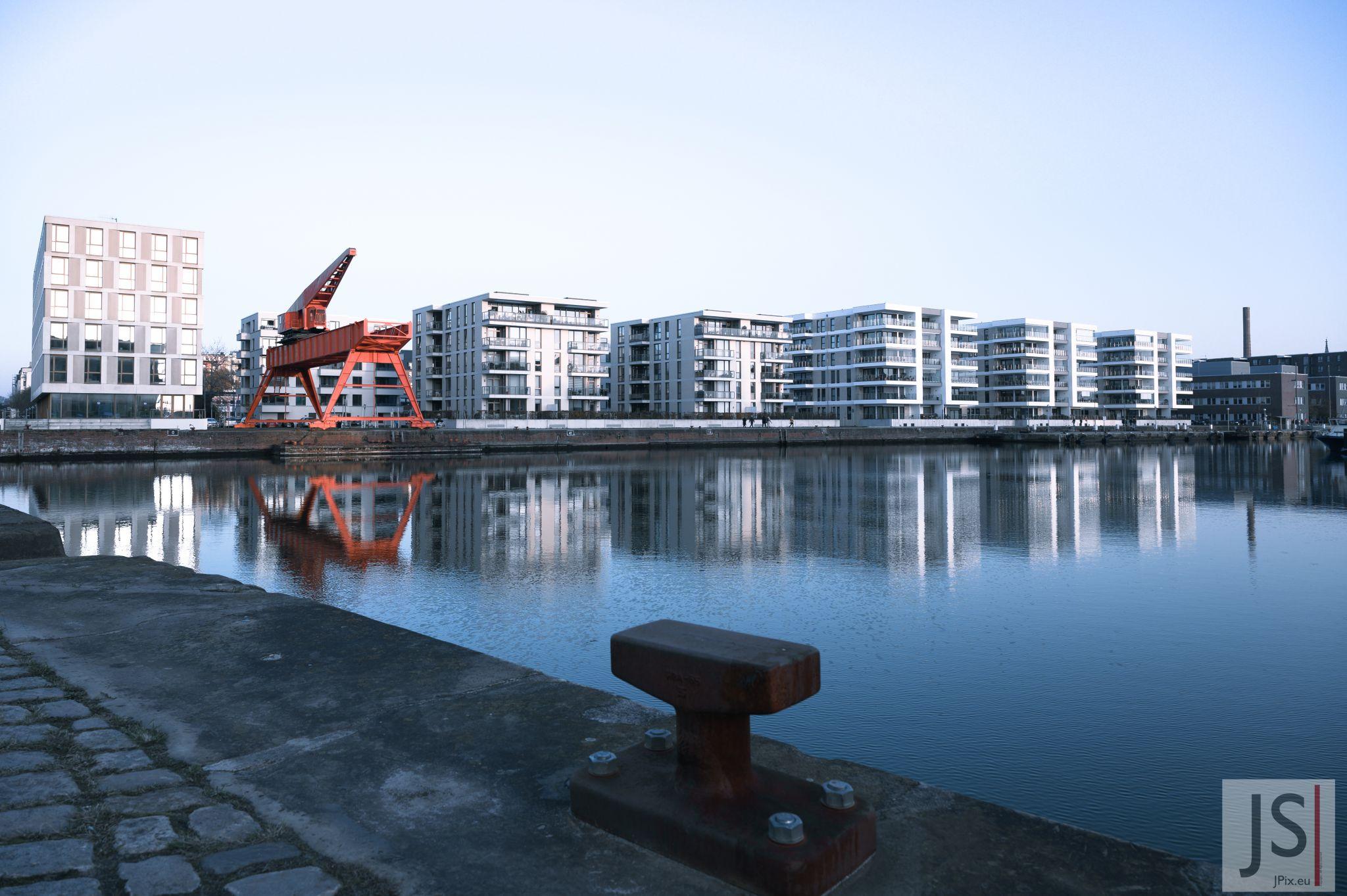 Neuer Hafen, Bremerhaven, Germany