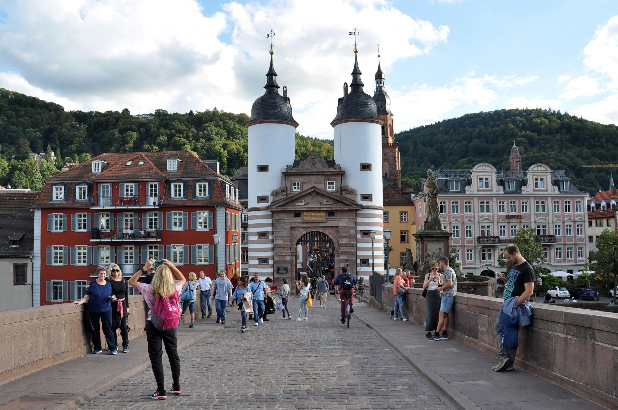 Old Bridge Heidelberg, Germany