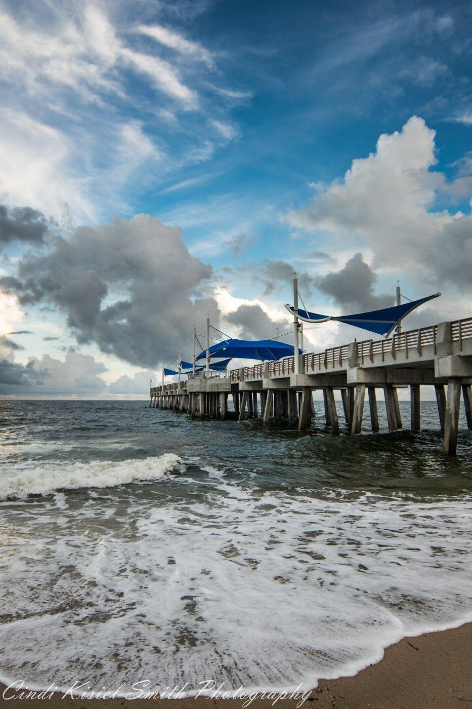 Pompano Beach Pier, USA