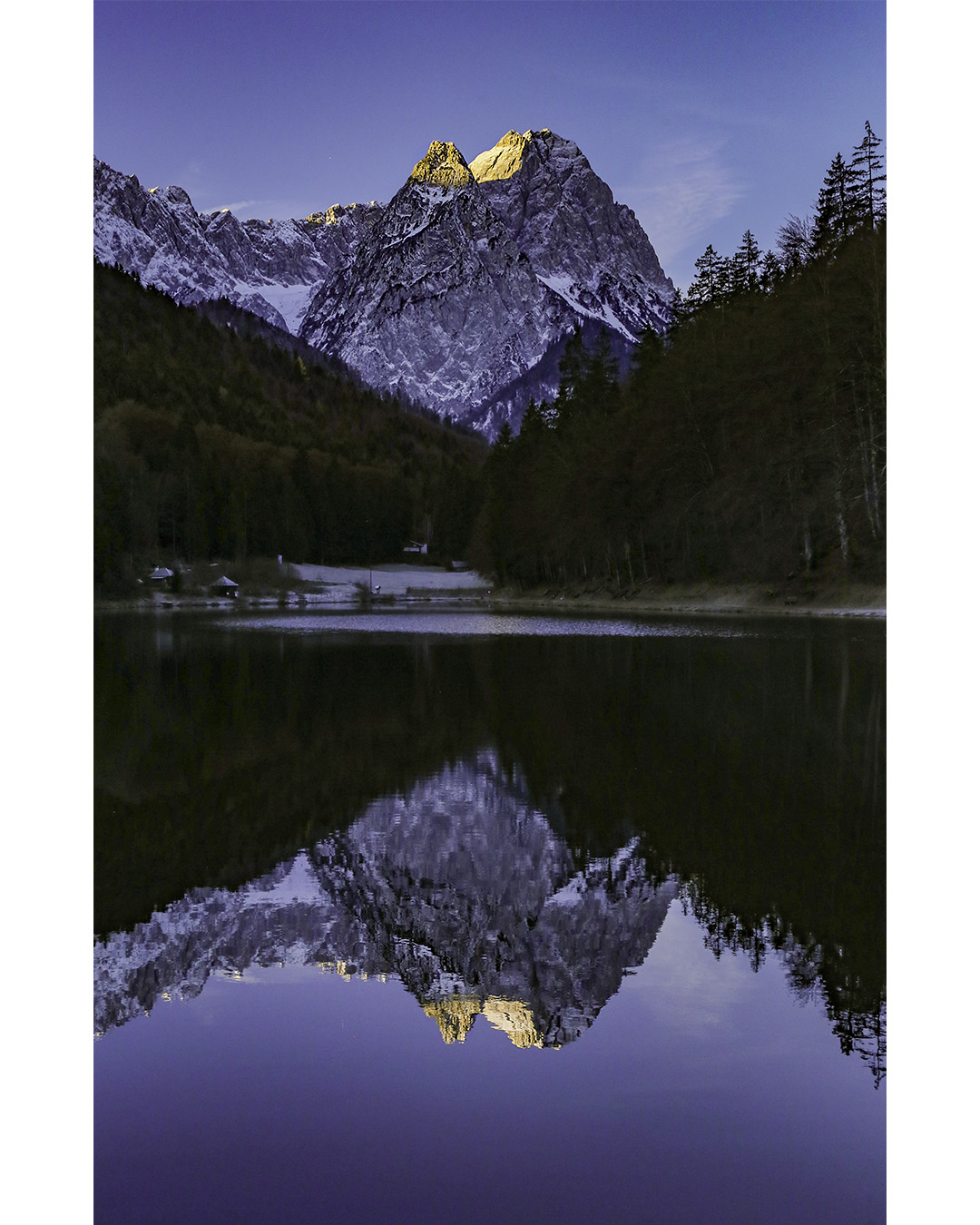 Riessersee, Germany