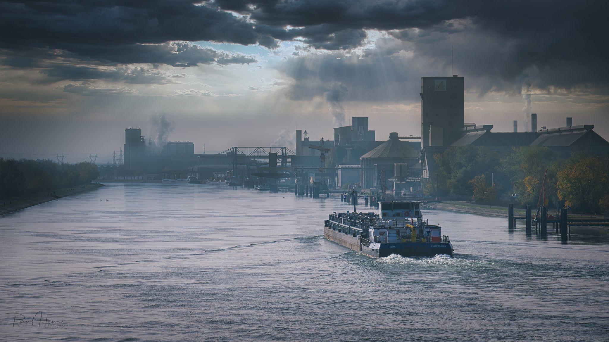River Rhein, France