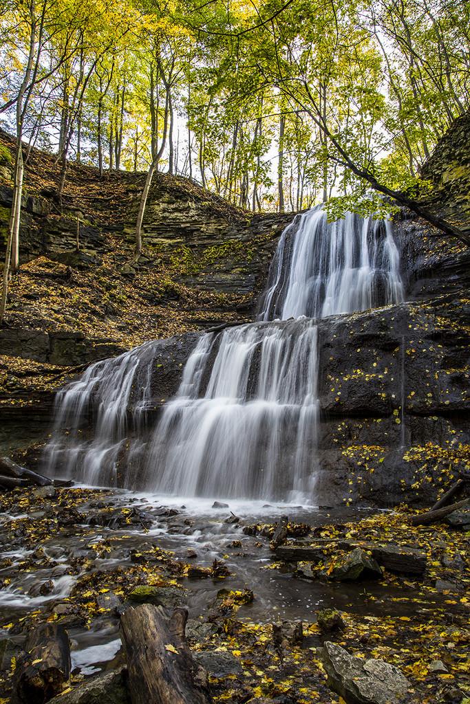 Sherman Waterfalls, Canada