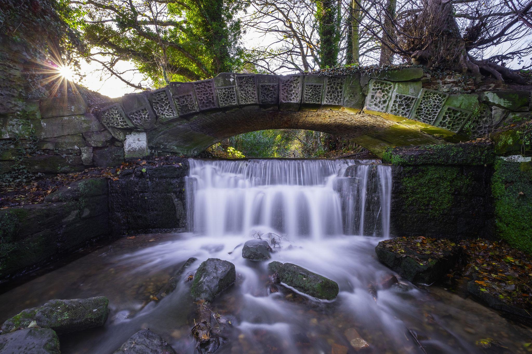 Slitting Mill Waterfall, United Kingdom