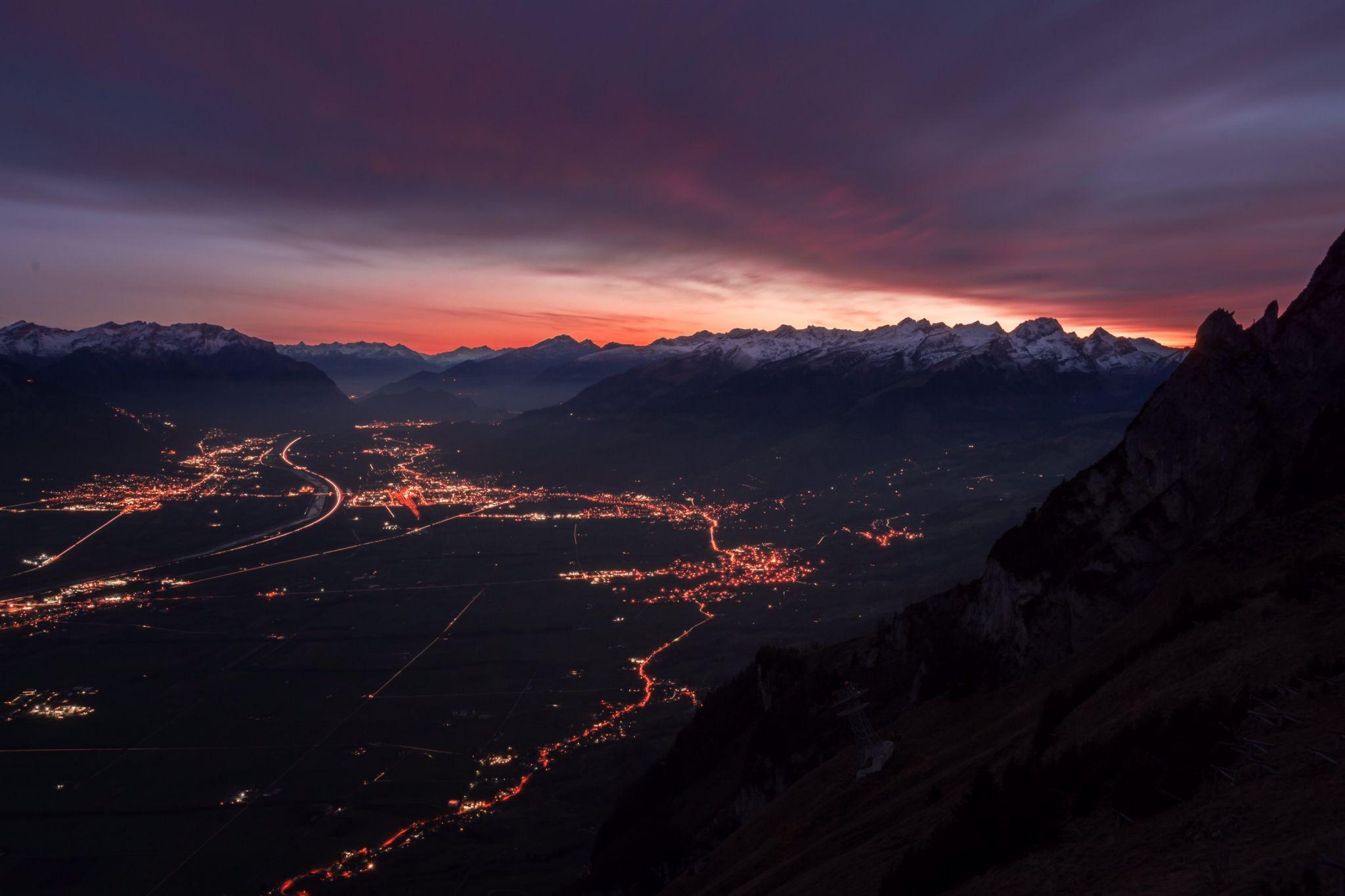Stauberen, Switzerland