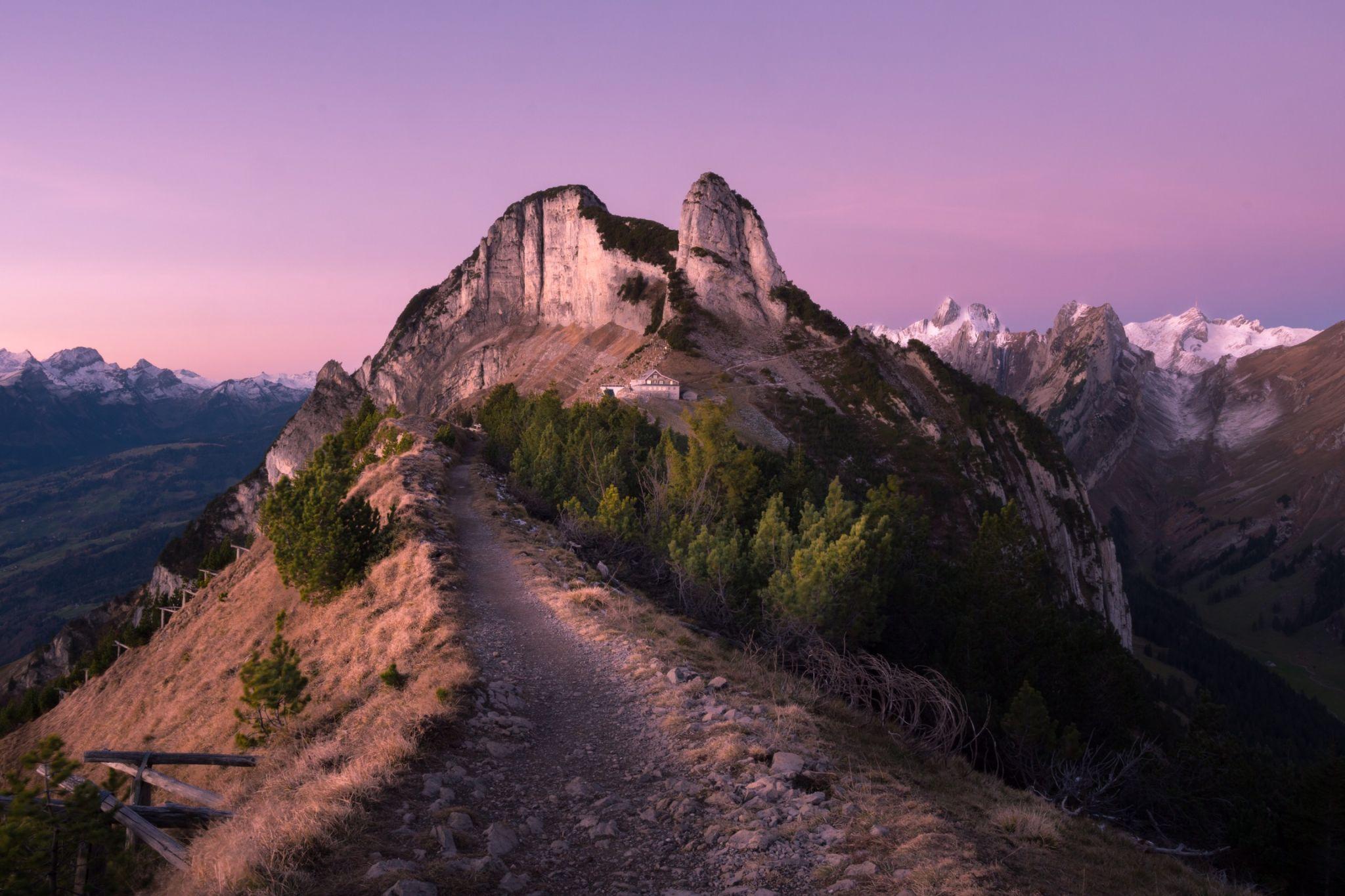 Stauberenfirst, Switzerland