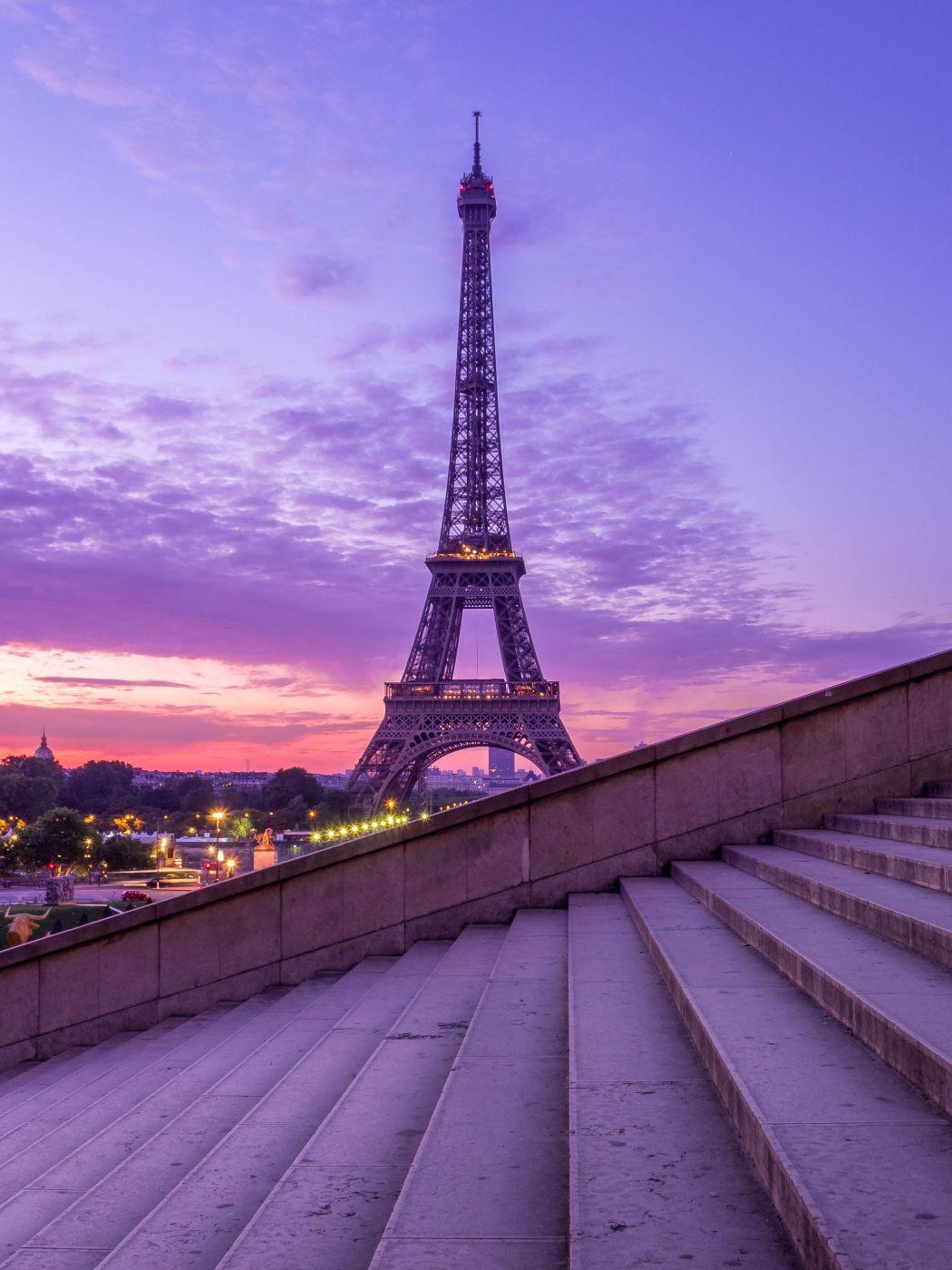 Trocadero - Steps, France