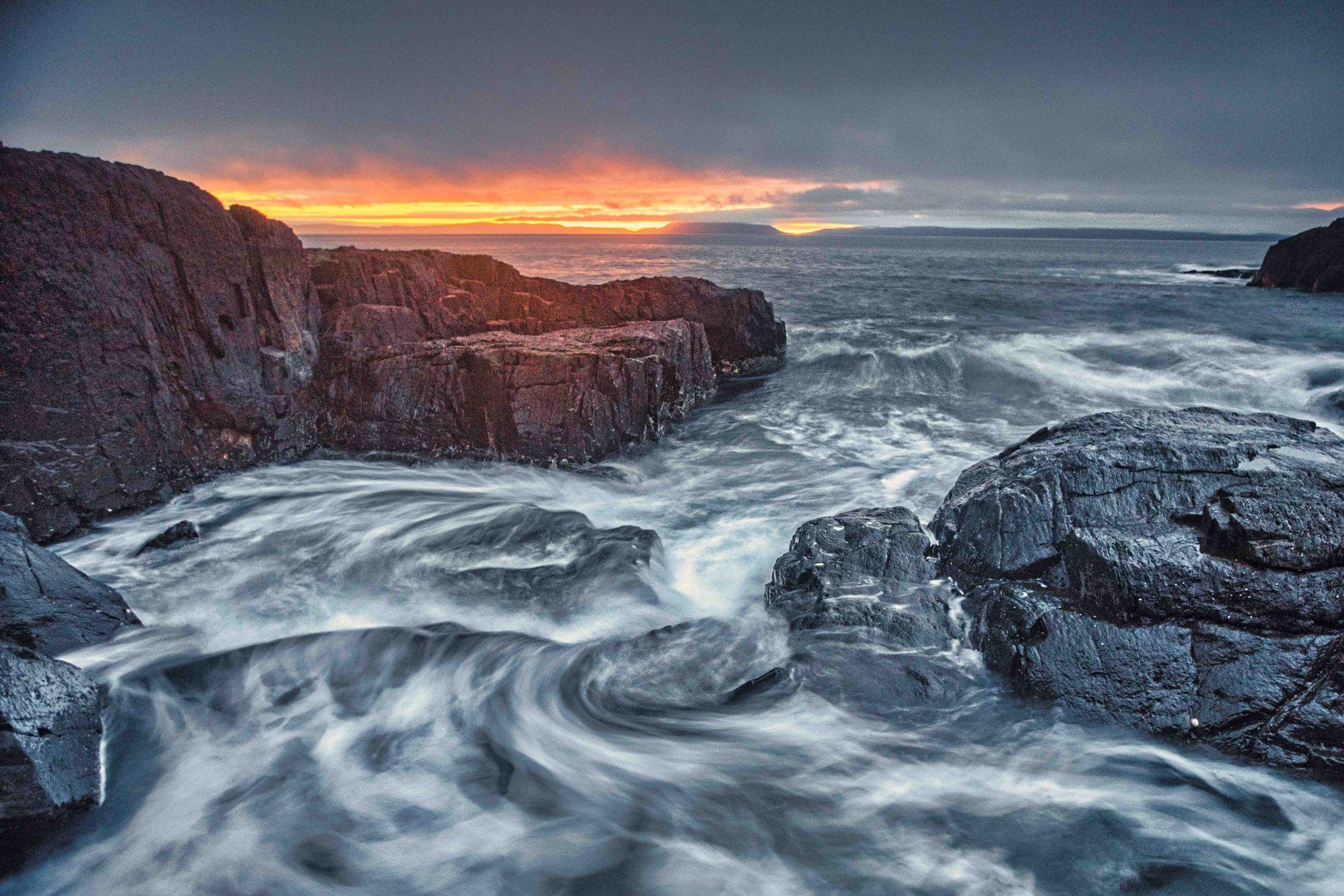 Haystack Rock, Eastern Tasmania, Australia