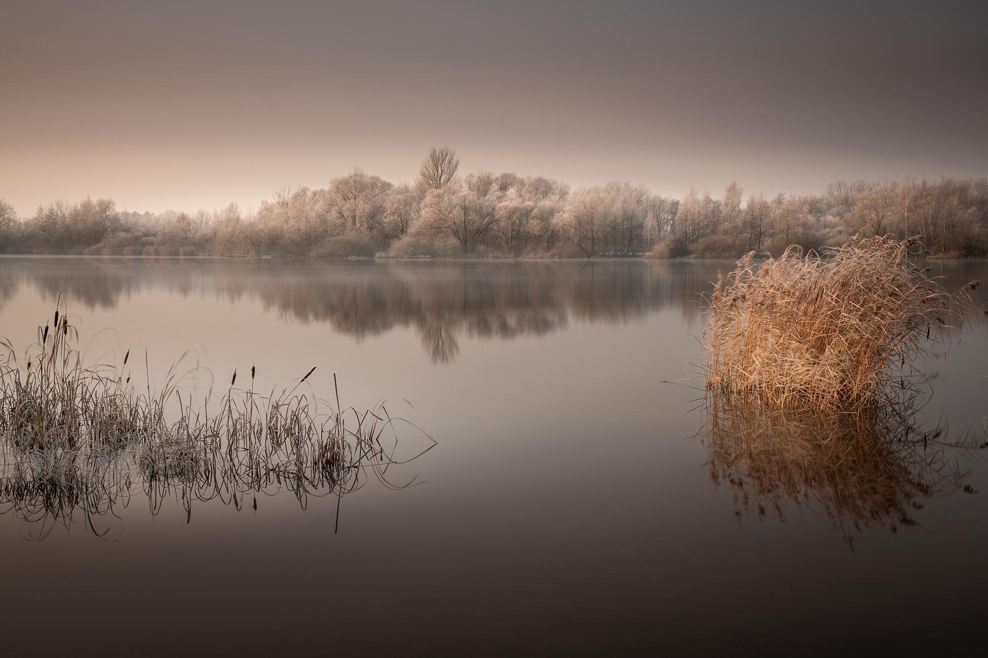 Podebrady Lake,, Czech Republic