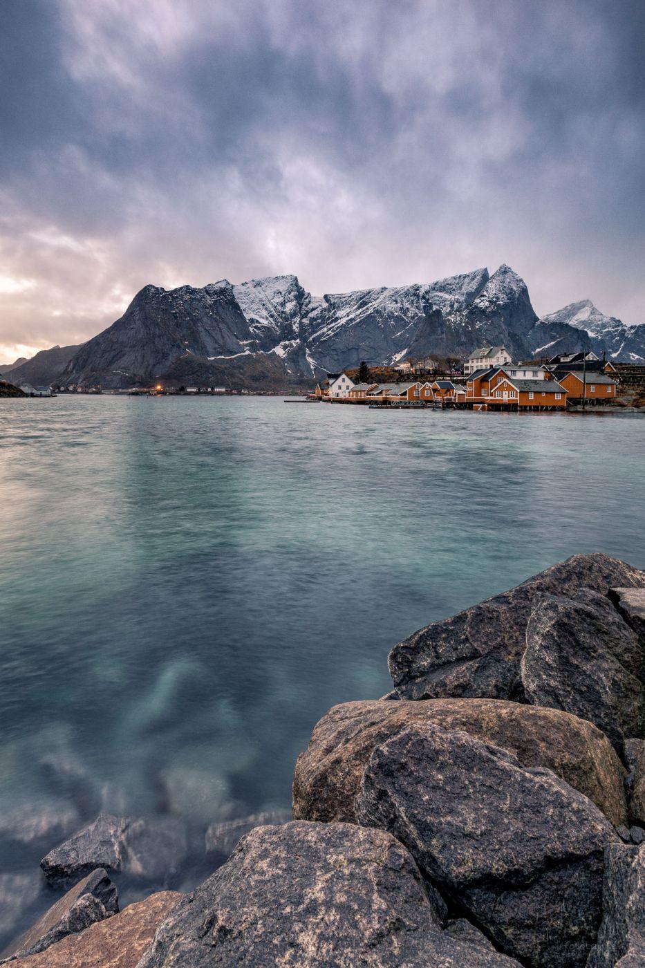 Sakrisøy Rorbuer, Norway