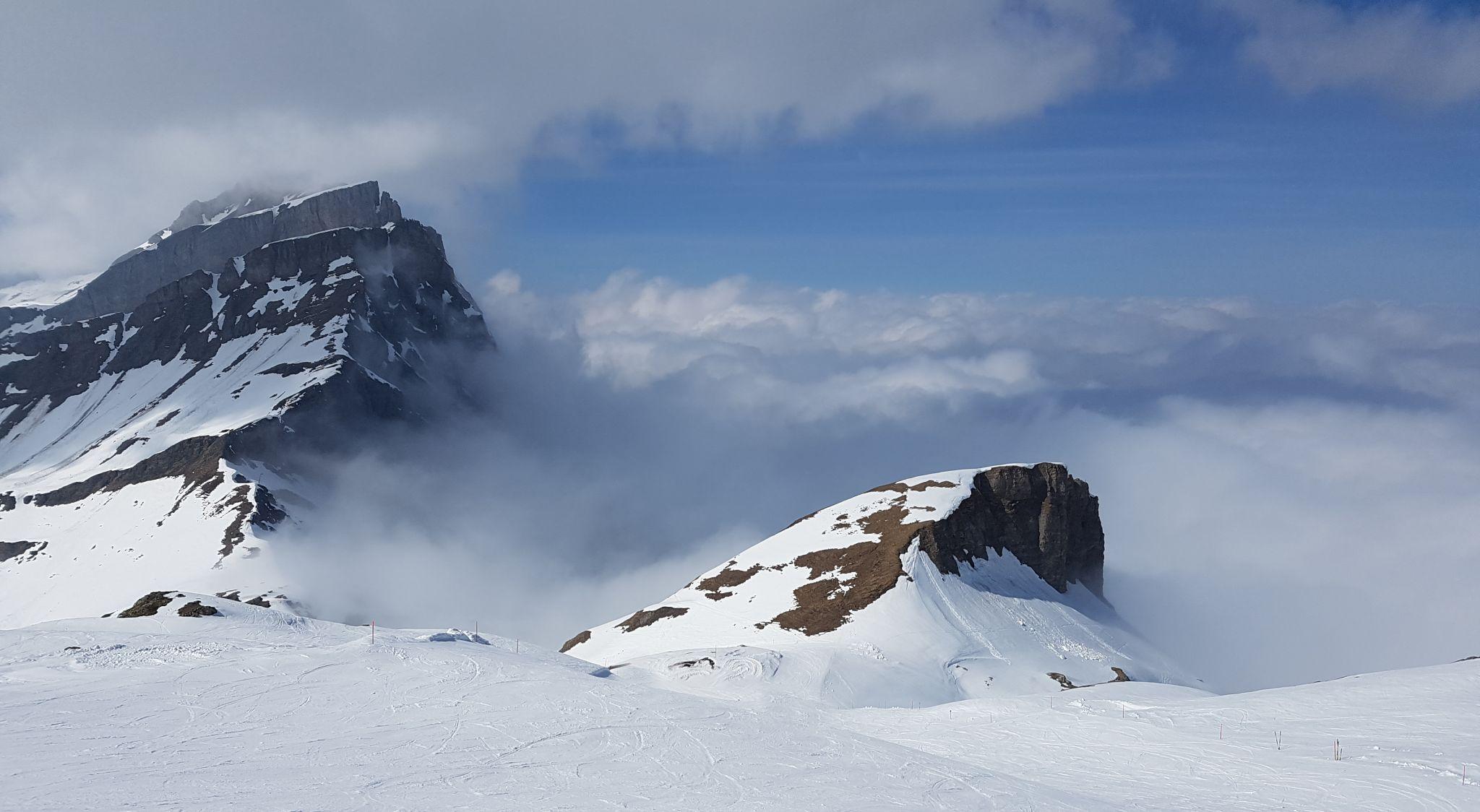 Titlis Glacier, Switzerland