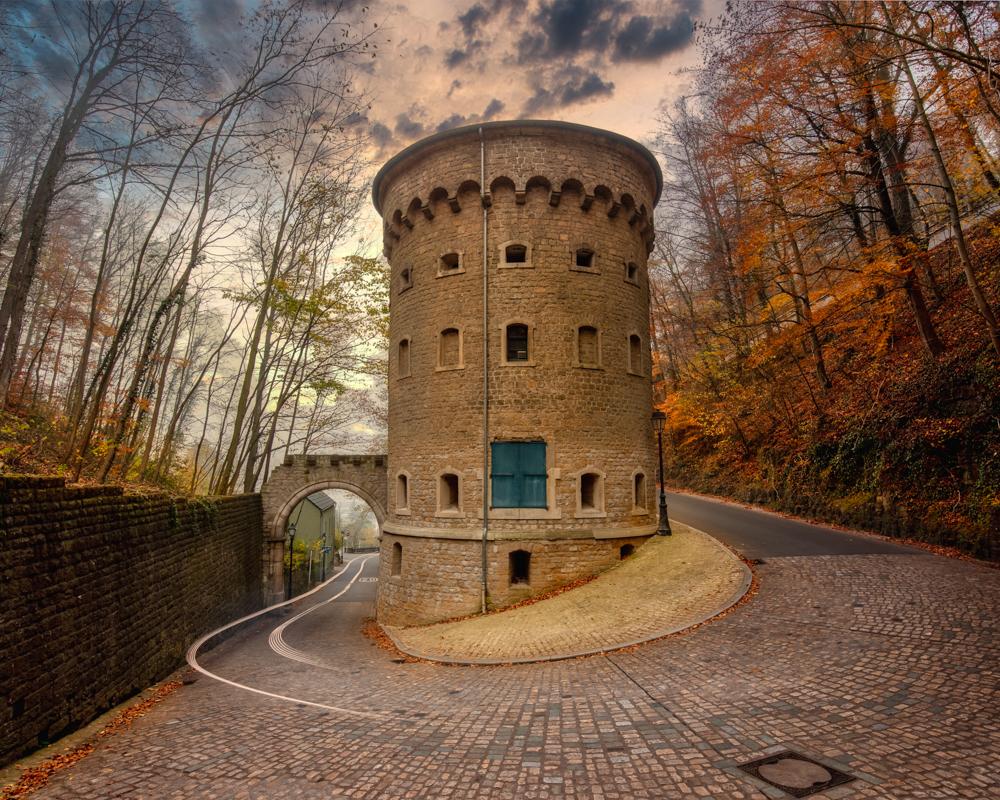 Tour Malakoff, Luxembourg