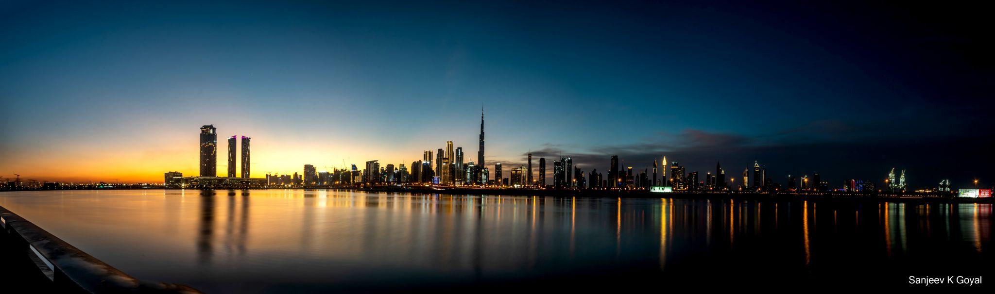 Dubai Design district, United Arab Emirates