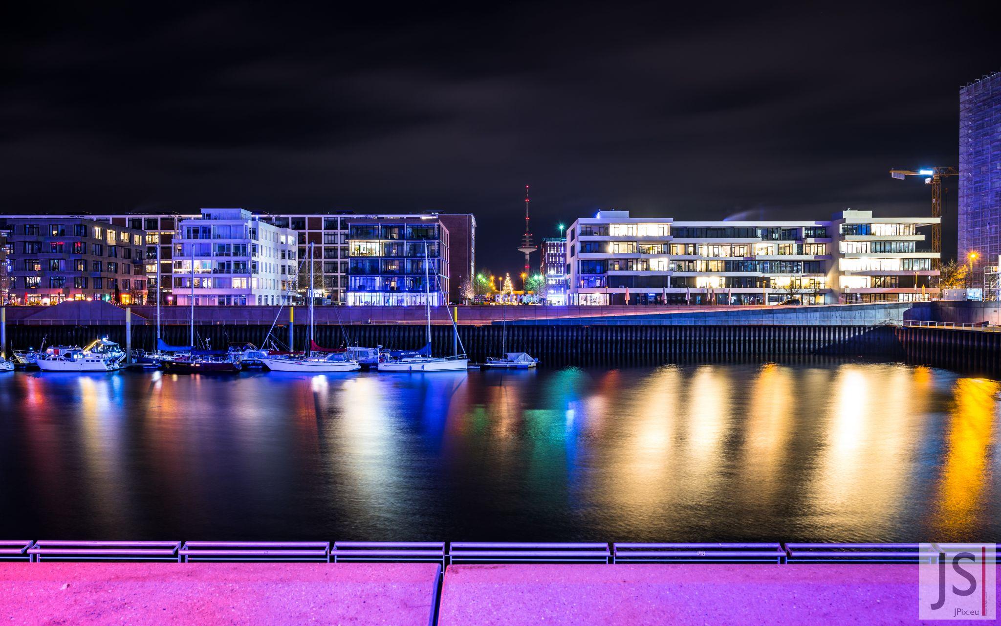 Europahafen Bremen, Germany