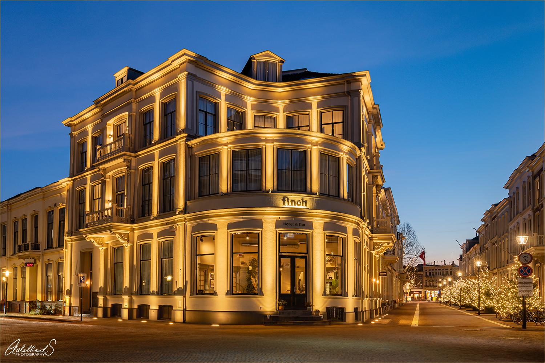 Hotel Finch, Netherlands