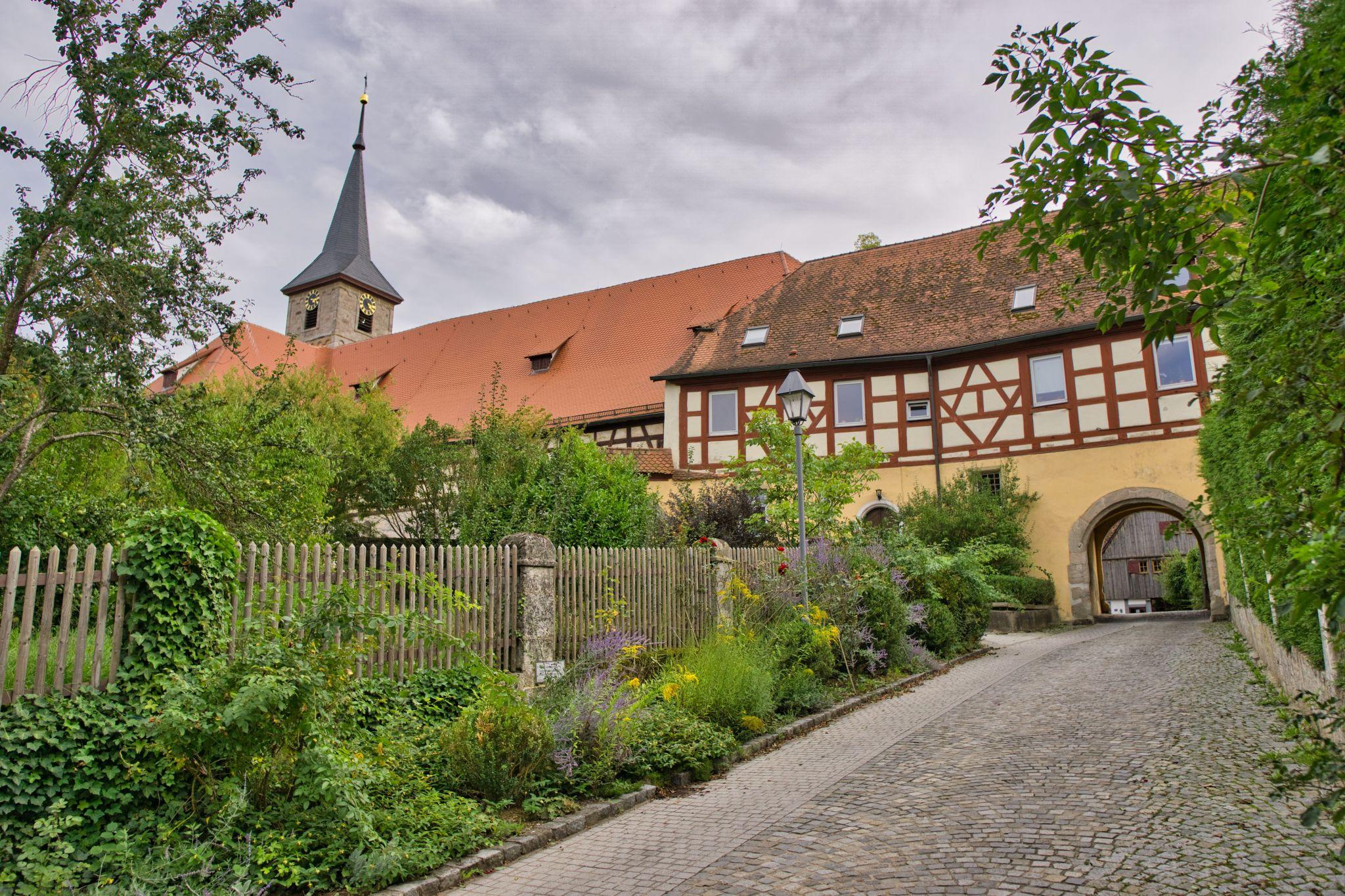 Klosterkirche Münchsteinach, Germany