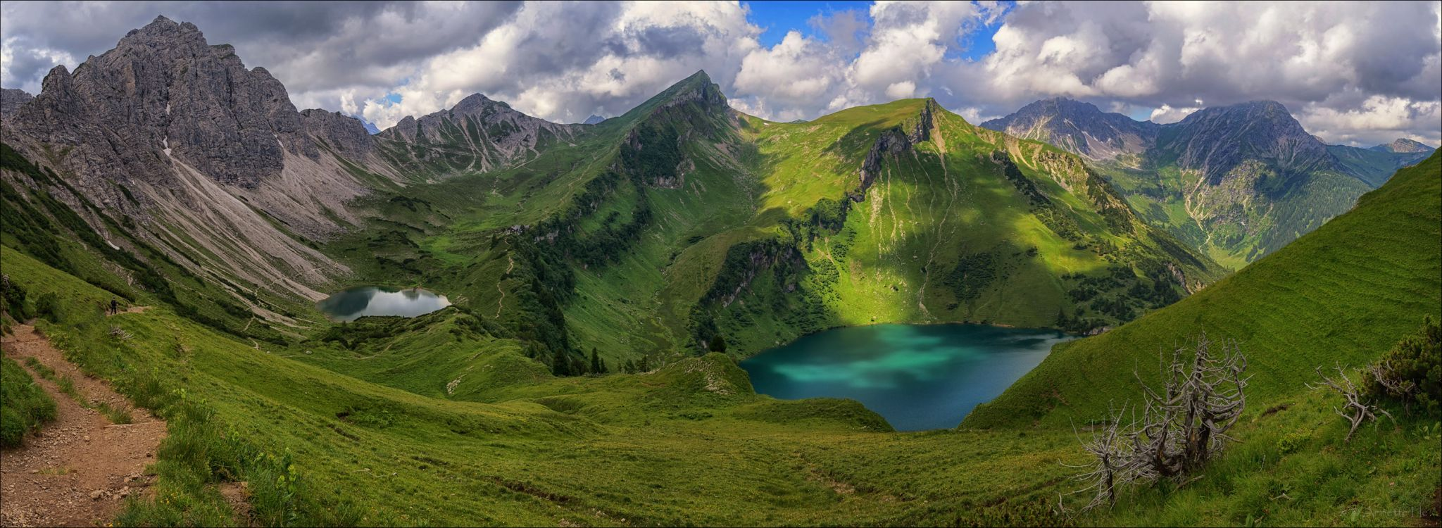 Traualpsee, Austria