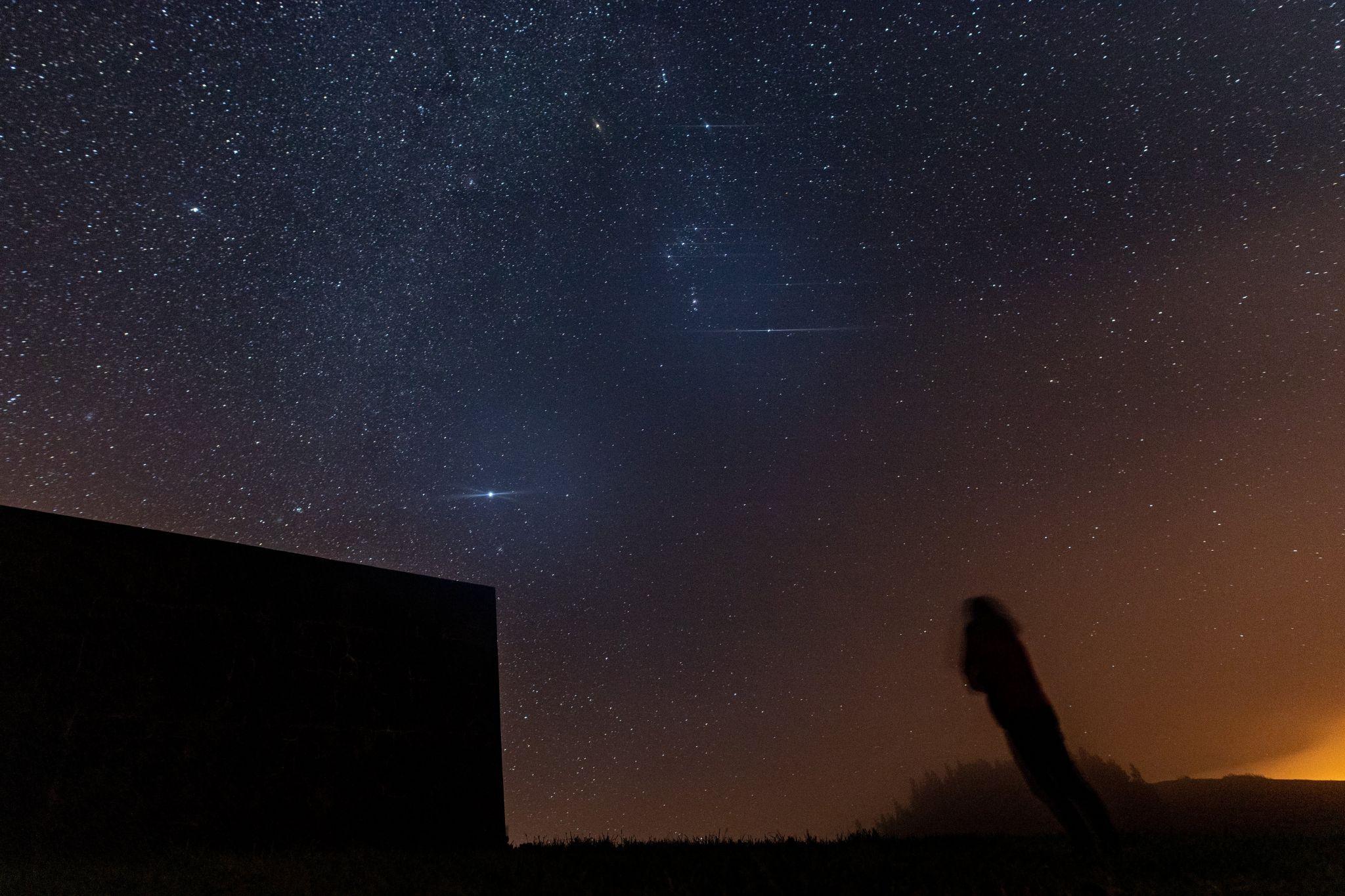 watch stars, Portugal