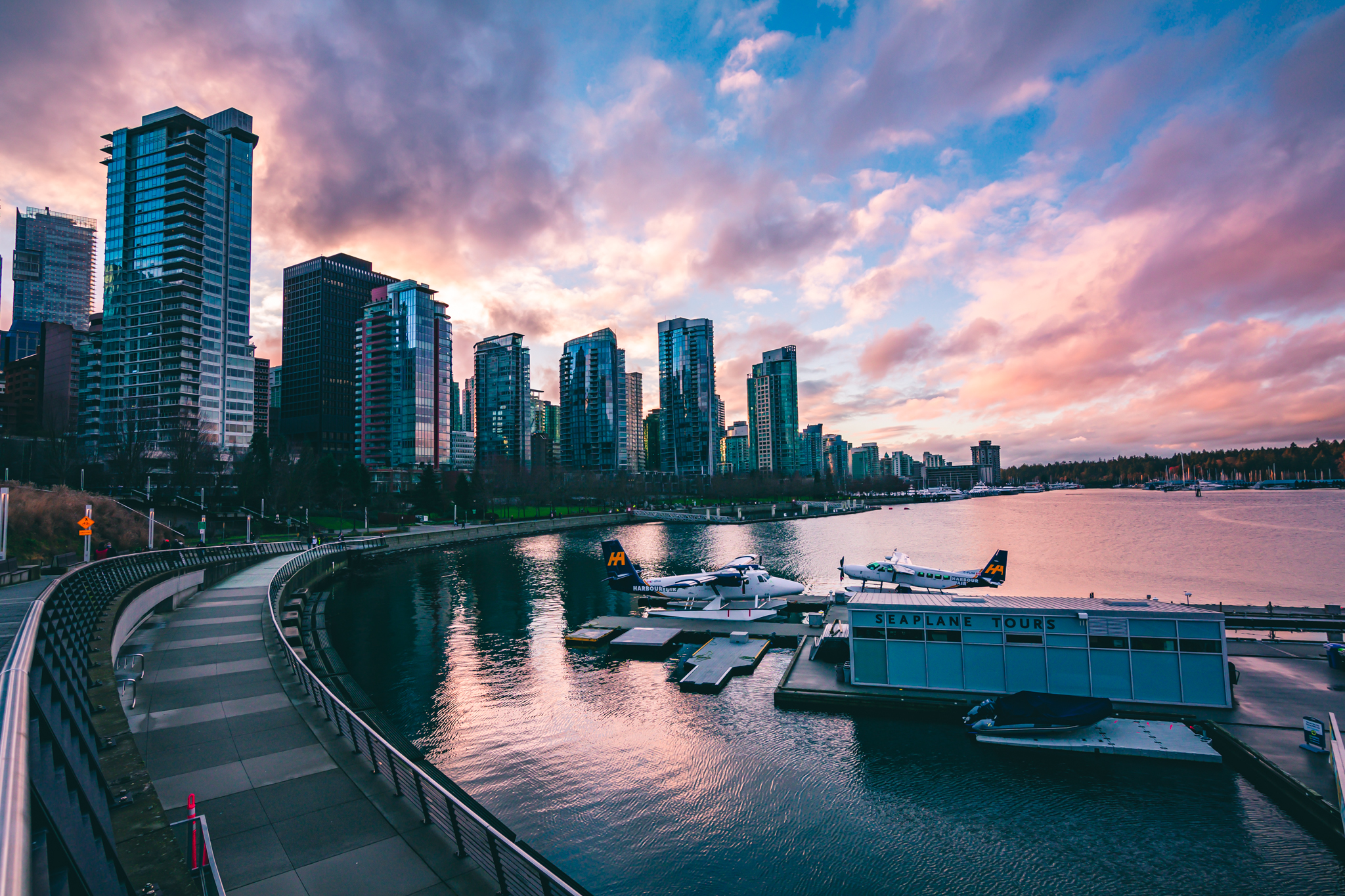 West End - Vancouver, Canada