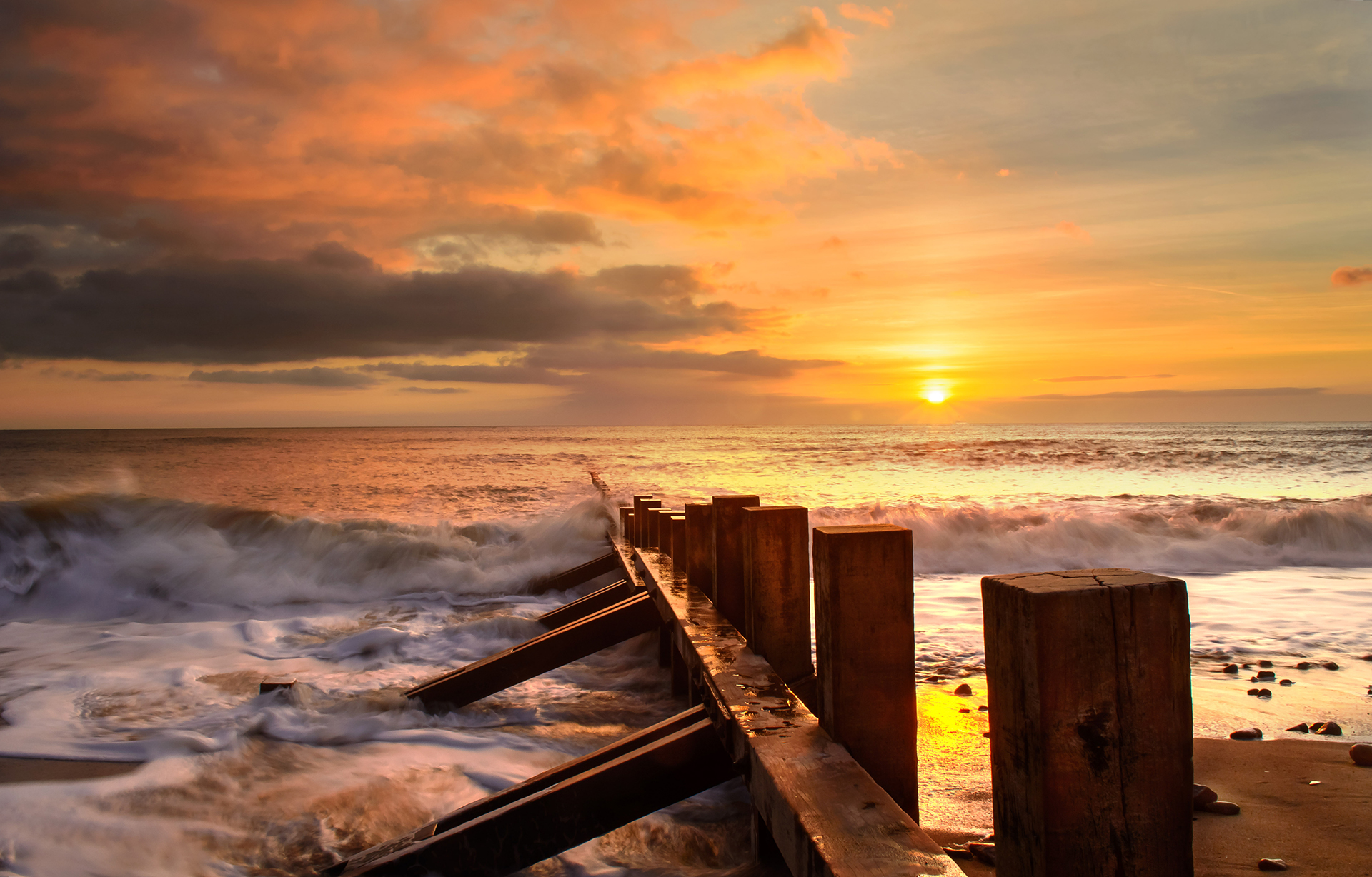 Aberdeen Beach, United Kingdom