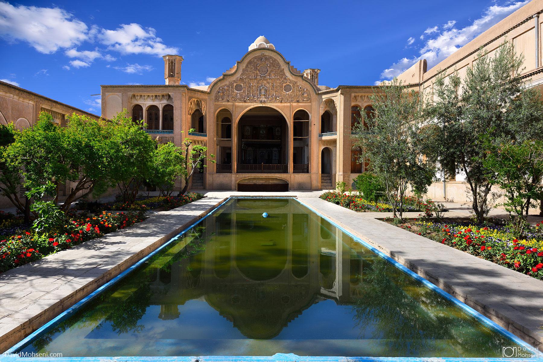Borujerdiha Historical House, Iran