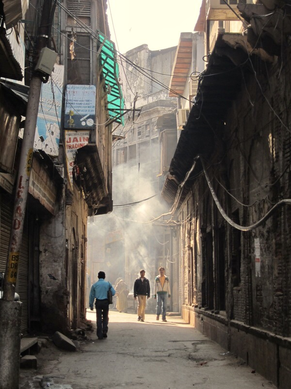 Chawri Bazar Rd., India
