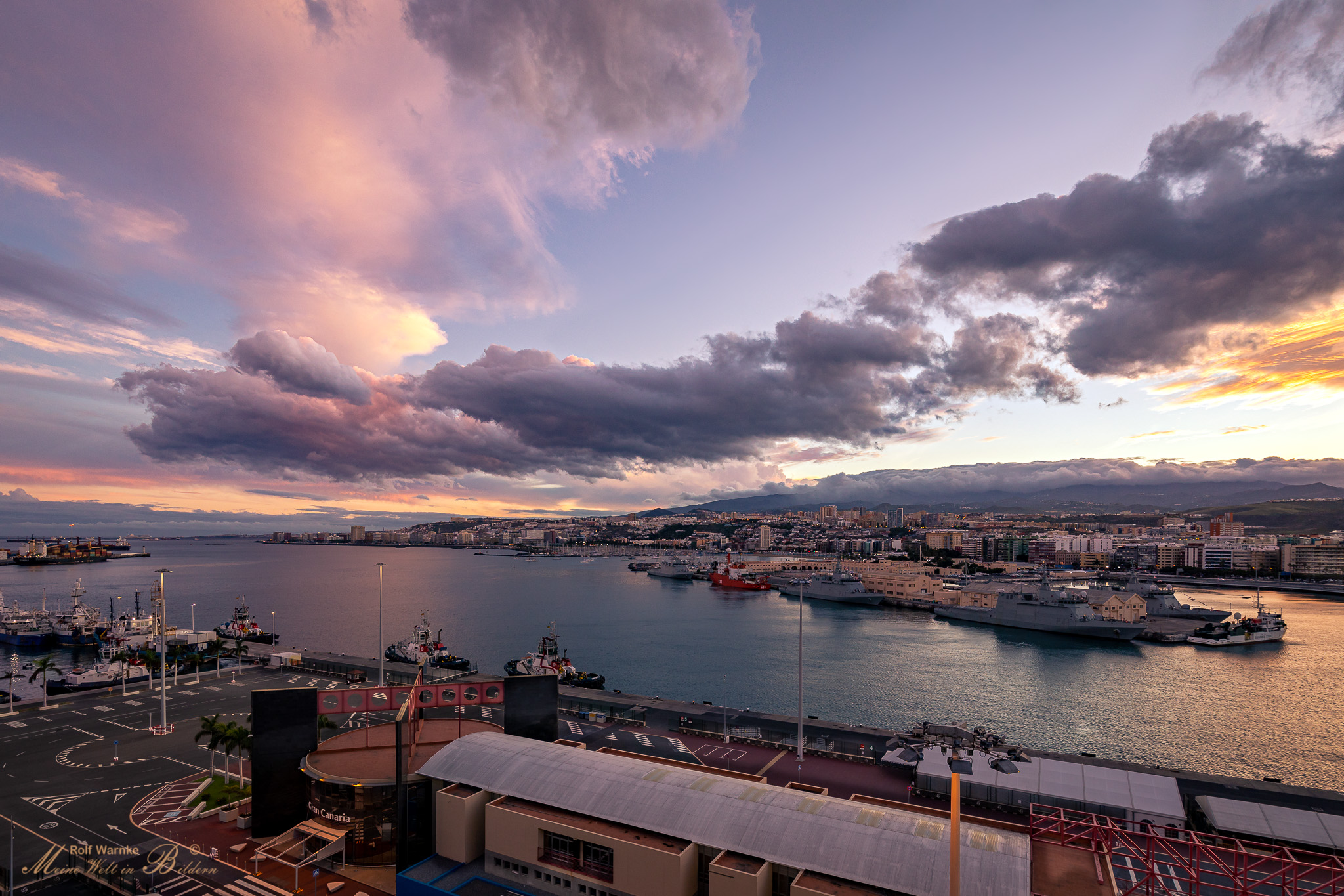 Cruise Center Las Palmas Gran Canaria, Spain